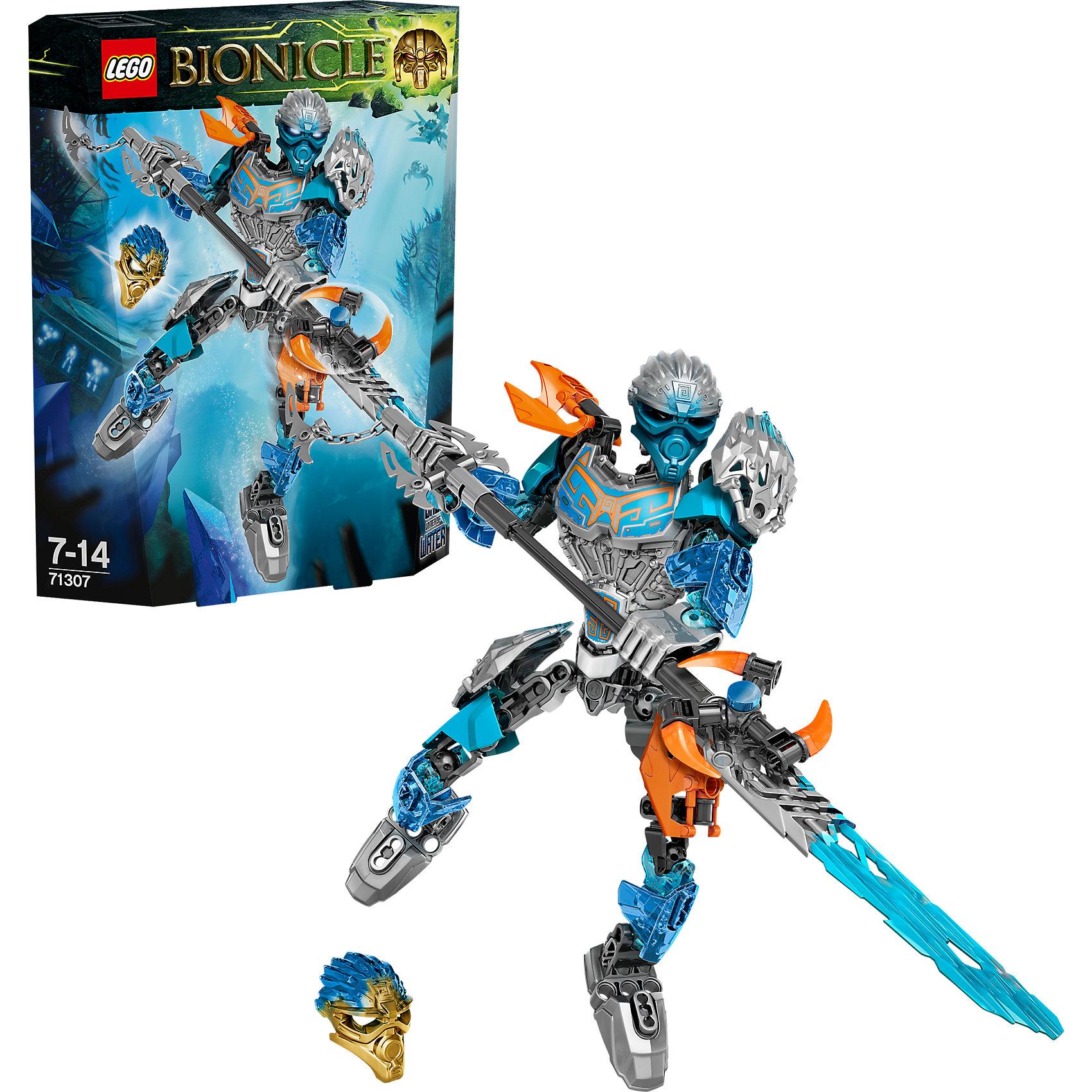 LEGO LEGO BIONICLE 71307: Гали - Объединительница Воды bionicle максилос и спинакс