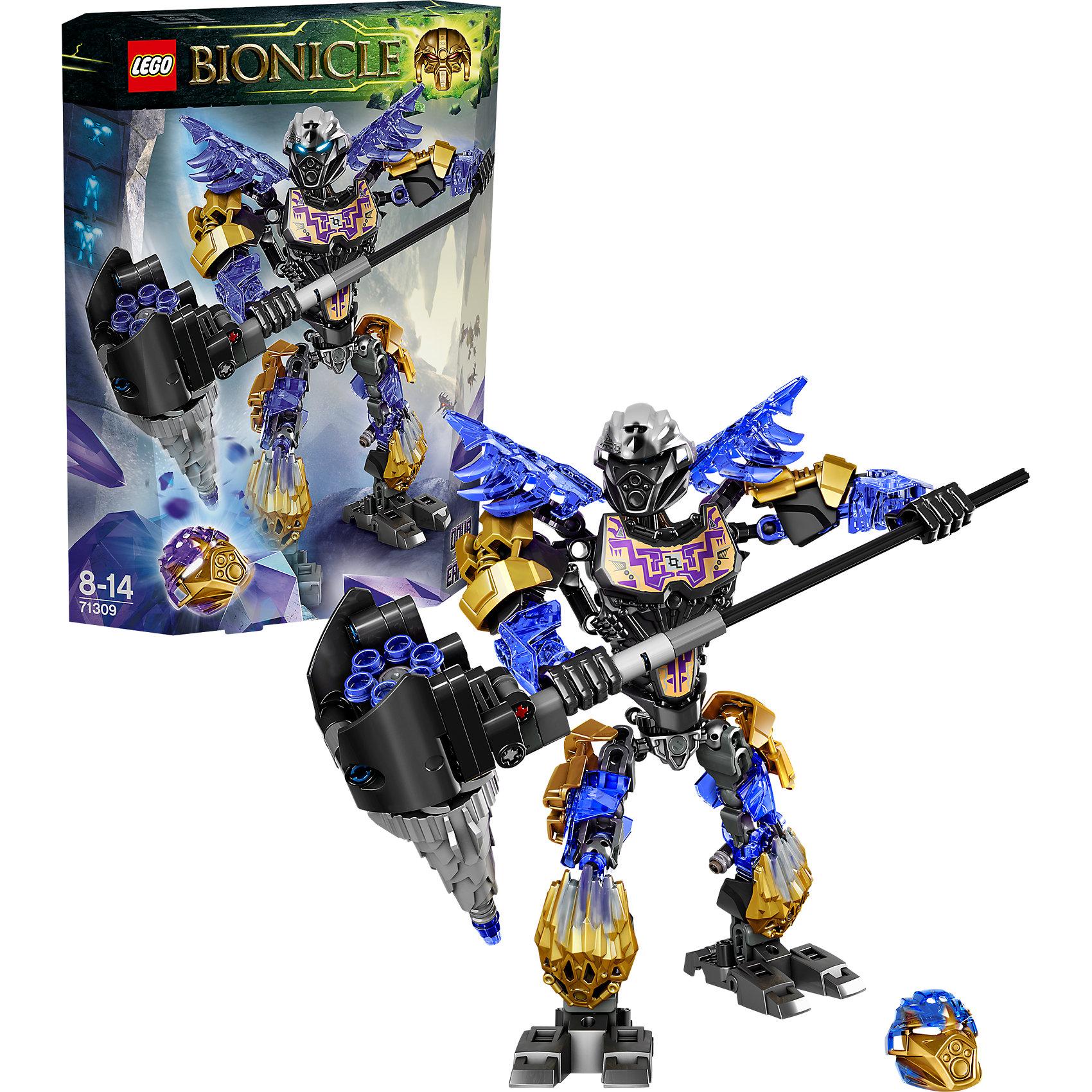 LEGO LEGO BIONICLE 71309: Онуа - Объединитель Земли bionicle максилос и спинакс