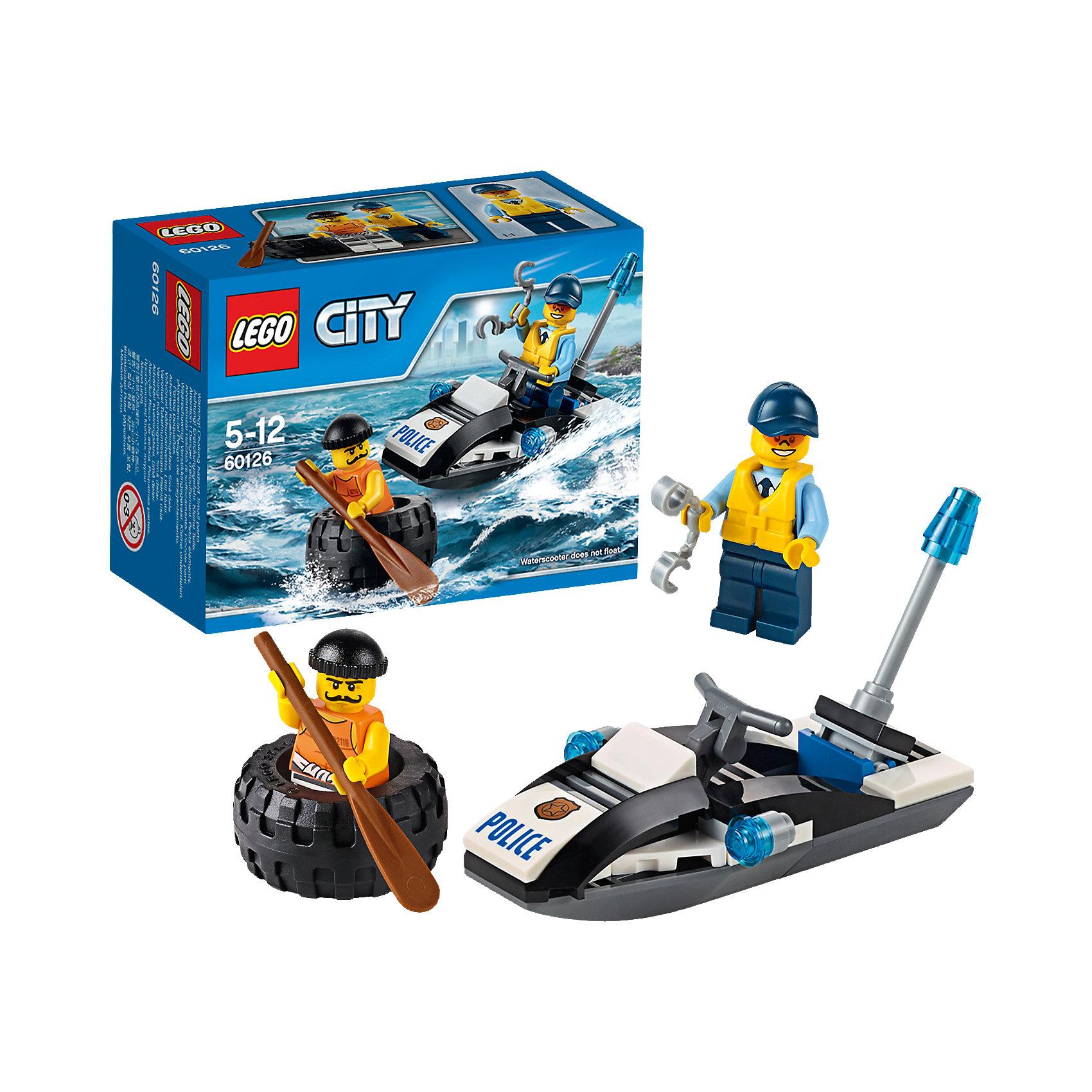 LEGO City 60126: Побег в шине