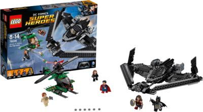 LEGO Super Heroes 76046: Поединок в небе