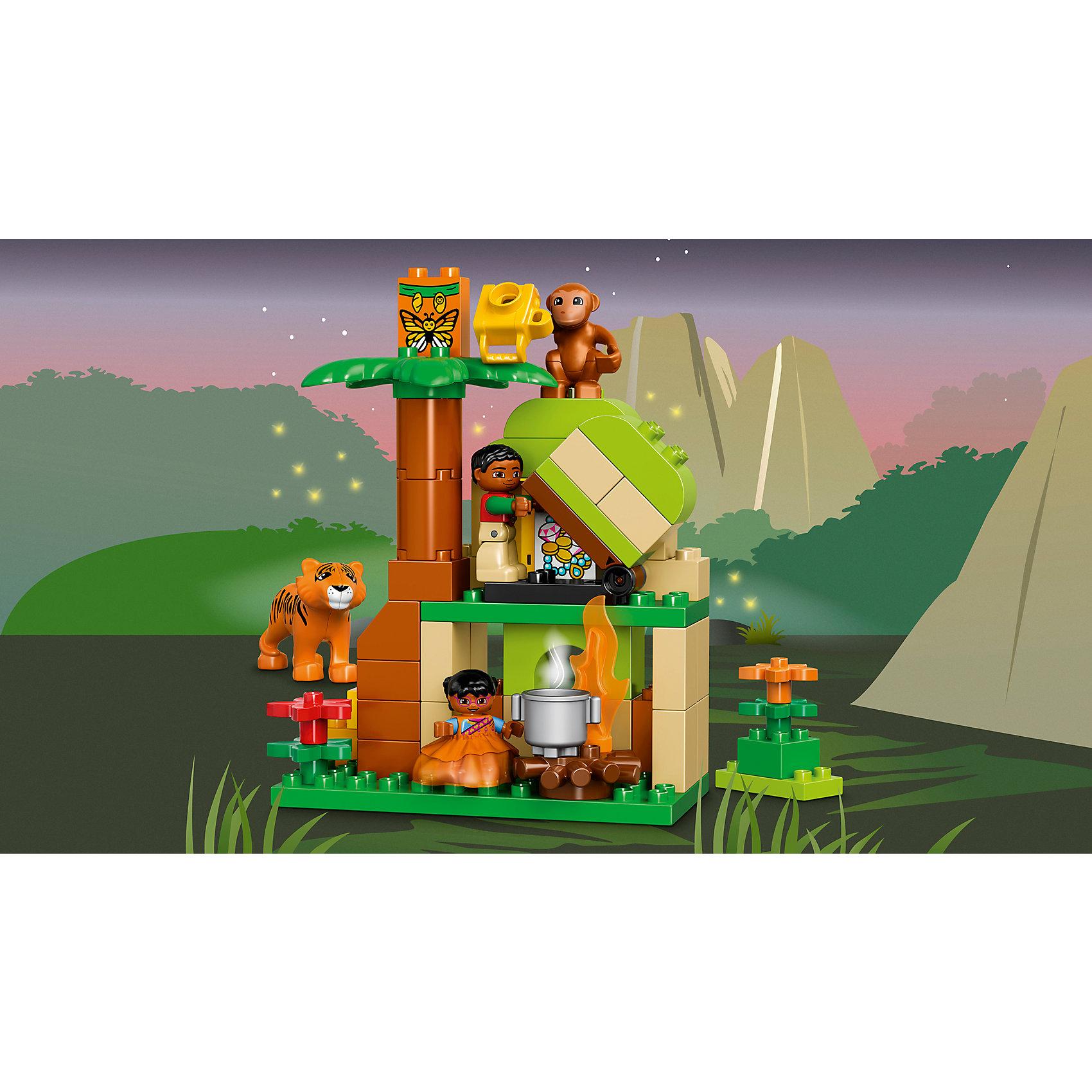 LEGO DUPLO 10804: Вокруг света: Азия от myToys