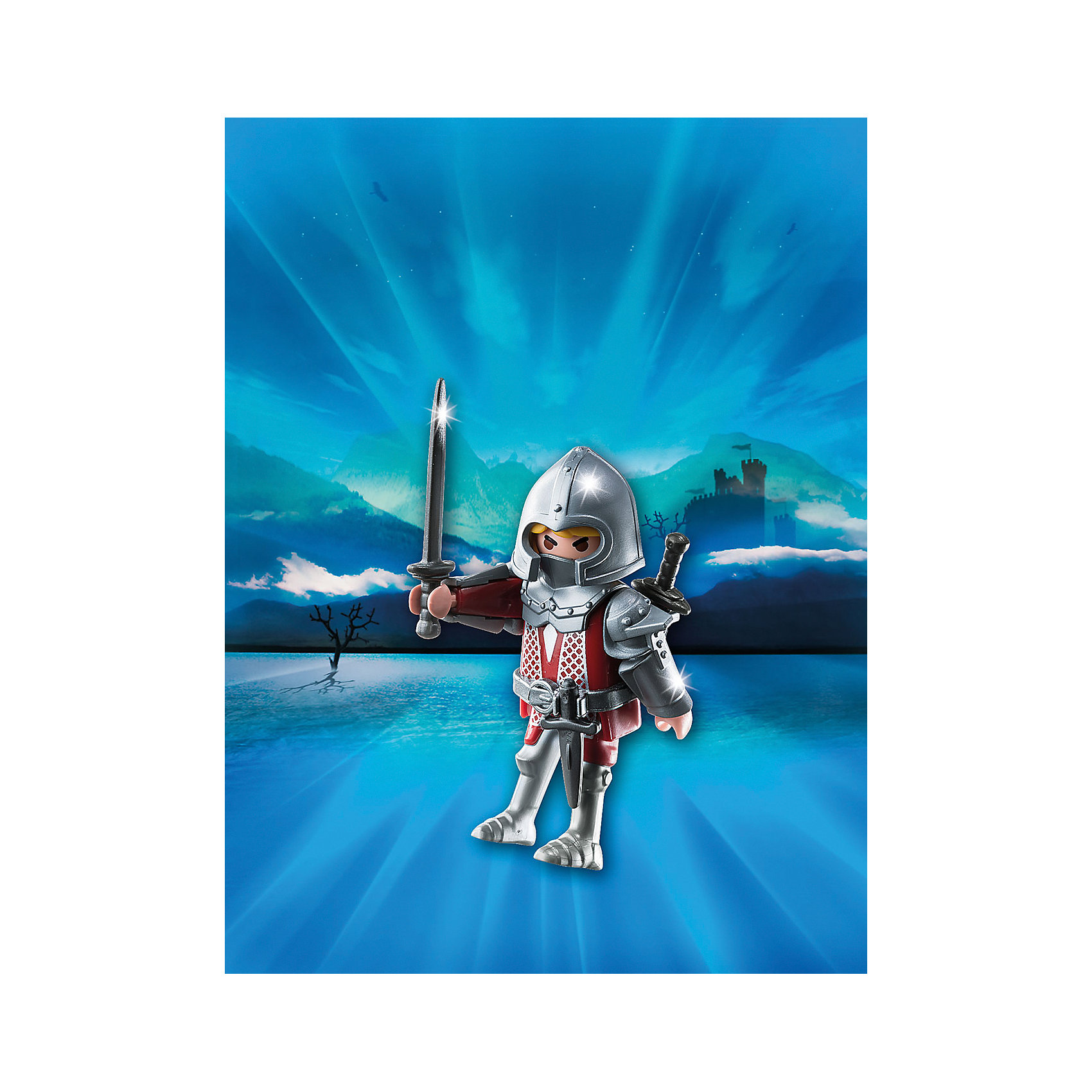 PLAYMOBIL® Друзья: Железный рыцарь, PLAYMOBIL a as39x x 390 strix r9 390x full coverage water cooled head water jacket