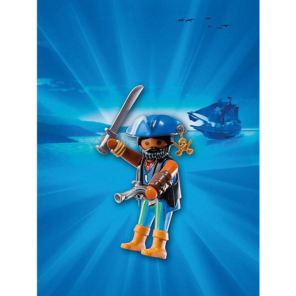 Друзья: Пираты Карибского моря, PLAYMOBILПластмассовые конструкторы<br>В  этом наборе представлена фигурка пирата с оружием. Все детали набора прекрасно проработаны, выполнены из высококачественного пластика безопасного для детей. <br><br>Дополнительная информация:<br><br>- Комплектация: фигурка, оружие.<br>- Материал: пластик.<br>- Размер упаковки: 16х12х3 см.<br>- Высота фигурки: 7,5 см. <br>- Голова, руки, ноги у фигурки подвижные.<br><br>Набор Друзья: Пираты Карибского моря, PLAYMOBIL (Плеймобил), можно купить в нашем магазине.<br>Ширина мм: 160; Глубина мм: 119; Высота мм: 27; Вес г: 35; Возраст от месяцев: 48; Возраст до месяцев: 120; Пол: Мужской; Возраст: Детский; SKU: 4260574;