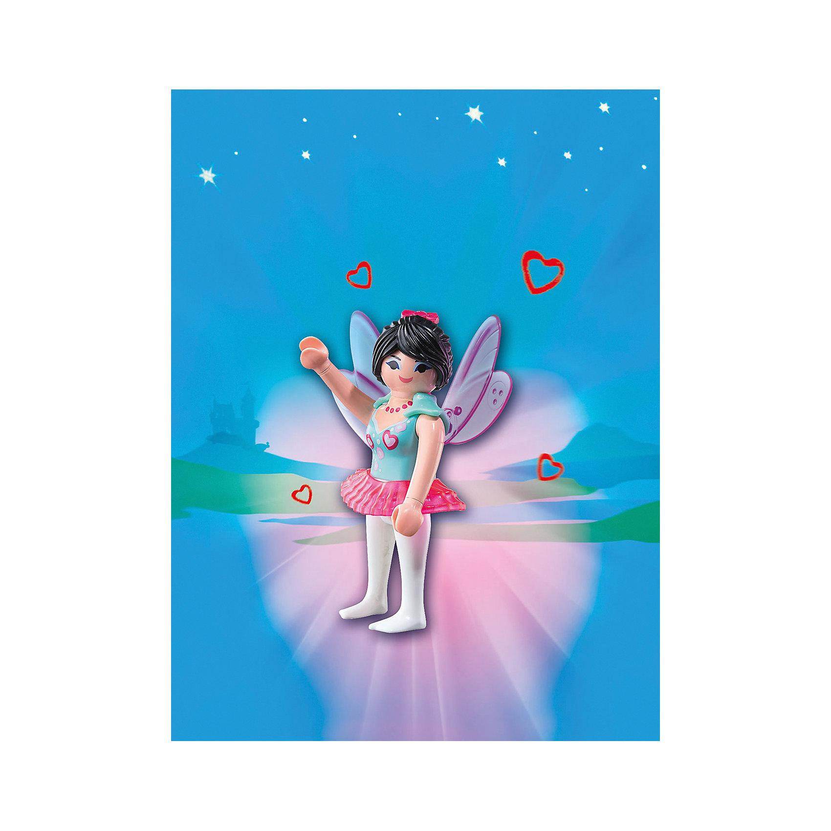 PLAYMOBIL® Друзья: Добрая фея с кольцом, PLAYMOBIL playmobil® экстра набор фея с оленем playmobil