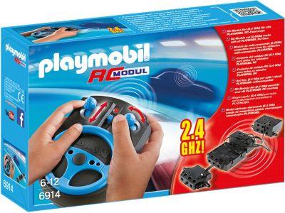 PLAYMOBIL® Набор для радиоуправления, PLAYMOBIL