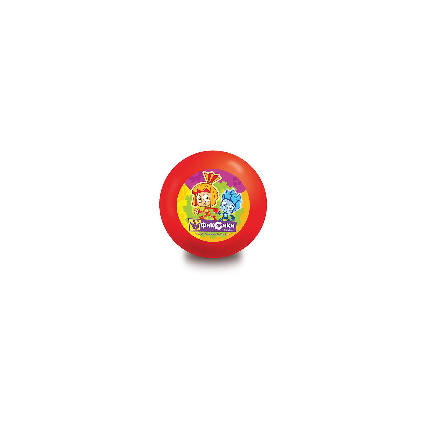 Мяч Фиксики 23см, в ассортиментеМячи детские<br>Мяч Фиксики, Играем Вместе, прекрасно подойдет для веселых и подвижных активных игр. Мяч выполнен из прочного износостойкого материла и украшен яркой картинкой с изображением забавных маленьких человечков из популярного мультсериала Фиксики. Не выцветает на солнце и полностью безопасен для детского здоровья. Продается в сдутом виде, упаковка - сетка. В ассортименте представлены мячи разных цветов: красный, оранжевый, желтый, розовый, зеленый, голубой.<br><br>Дополнительная информация:<br><br>- Материал: ПВХ.<br>- Диаметр мяча: 23 см.<br>- Вес: 100 гр.<br><br>Мяч Фиксики, Играем Вместе, можно купить в нашем интернет-магазине. <br><br>ВНИМАНИЕ! Данный артикул имеется в наличии в разных цветовых исполнениях (красный, оранжевый, желтый, розовый, зеленый, голубой). К сожалению, заранее выбрать определенный цвет не возможно.<br><br>Ширина мм: 275<br>Глубина мм: 212<br>Высота мм: 2<br>Вес г: 100<br>Возраст от месяцев: 36<br>Возраст до месяцев: 96<br>Пол: Унисекс<br>Возраст: Детский<br>SKU: 4262017