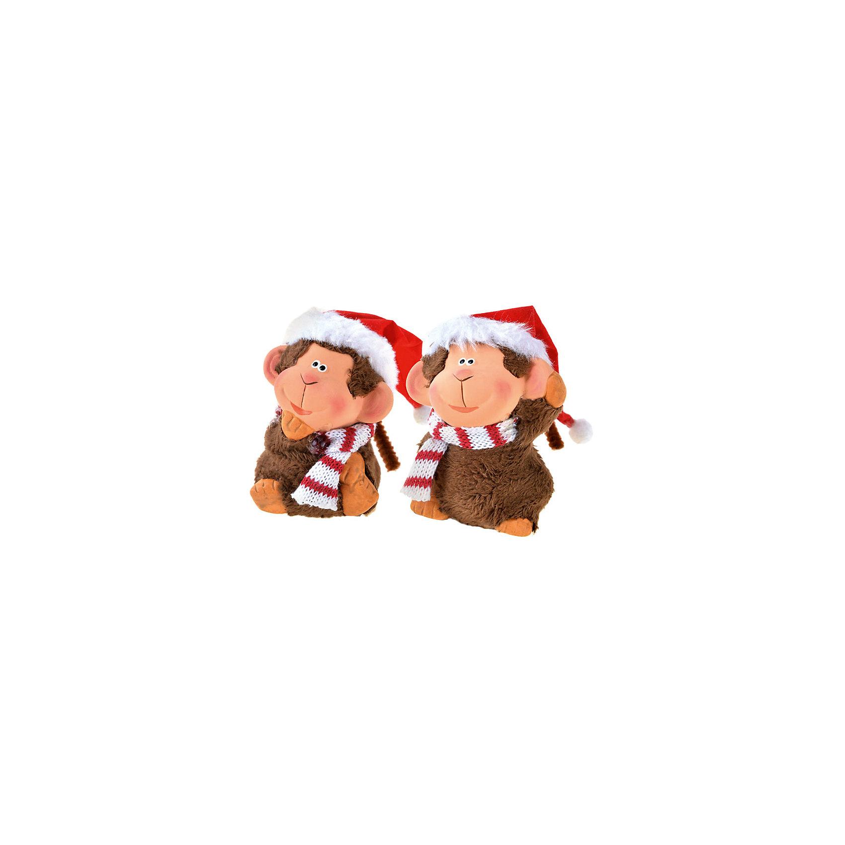 Фигурка керамическая Обезьяна , в ассортиментеНовинки Новый Год<br>Фигурка керамическая Обезьяна , в ассортименте – эта фигурка украсит интерьер и создаст праздничное настроение!<br>Фигурка в виде забавной обезьянки будет отличным презентом в преддверии Нового 2016 года, а также милым аксессуаром в праздничном интерьере. Обезьяна изготовлена из керамики. Ее шерсть сделана из искусственного меха, поэтому животное выглядит пушистым.<br><br>Дополнительная информация:<br><br>- Материал: керамика, мех<br>- 2 вида в ассортименте<br>- Размер упаковки: 4 х 6 см.<br>- Вес: 195 гр.<br>- ВНИМАНИЕ! Данный артикул представлен в разных вариантах исполнения. К сожалению, заранее выбрать определенный вариант невозможно. При заказе нескольких наборов возможно получение одинаковых<br><br>Фигурку керамическую Обезьяна , в ассортименте можно купить в нашем интернет-магазине.<br><br>Ширина мм: 40<br>Глубина мм: 40<br>Высота мм: 60<br>Вес г: 195<br>Возраст от месяцев: 36<br>Возраст до месяцев: 1188<br>Пол: Унисекс<br>Возраст: Детский<br>SKU: 4262233