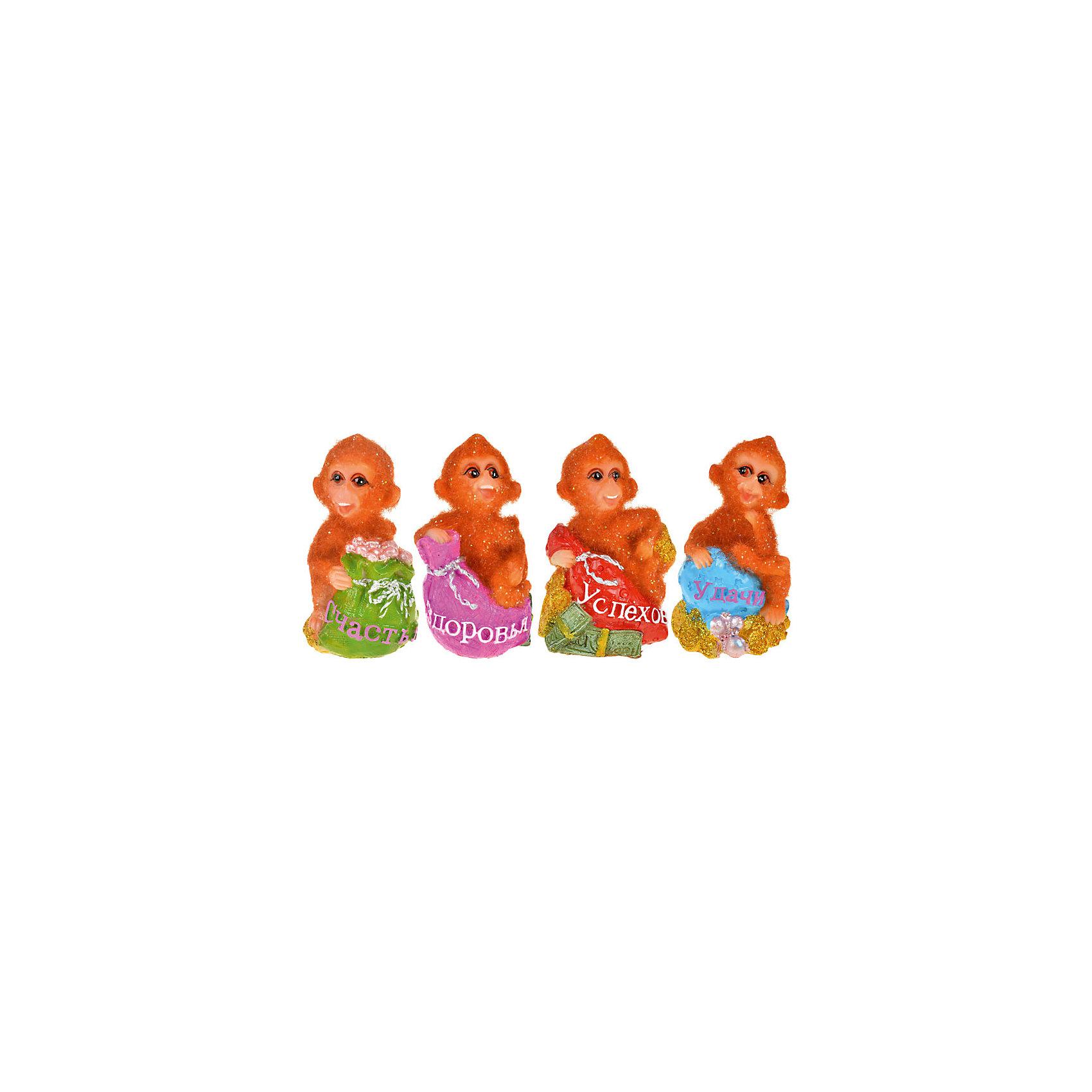 Декоративная статуэтка Обезьянка пушистаяНовинки Новый Год<br>Декоративная статуэтка Обезьянка пушистая – эта фигурка украсит интерьер и создаст праздничное настроение!<br>Фигурка в виде забавной обезьянки будет отличным презентом в преддверии Нового 2016 года, а также милым аксессуаром в праздничном интерьере. Обезьяна изготовлена из полистоуна. Ее шерсть сделана из искусственного меха, поэтому животное выглядит пушистым.<br><br>Дополнительная информация:<br><br>- Материал: полистоун, мех<br>- Размер упаковки: 4,5 х 4 х 5 см.<br>- Вес: 50 гр.<br><br>Декоративную статуэтку Обезьянка пушистая можно купить в нашем интернет-магазине.<br><br>Ширина мм: 45<br>Глубина мм: 40<br>Высота мм: 50<br>Вес г: 50<br>Возраст от месяцев: 36<br>Возраст до месяцев: 1188<br>Пол: Унисекс<br>Возраст: Детский<br>SKU: 4262259