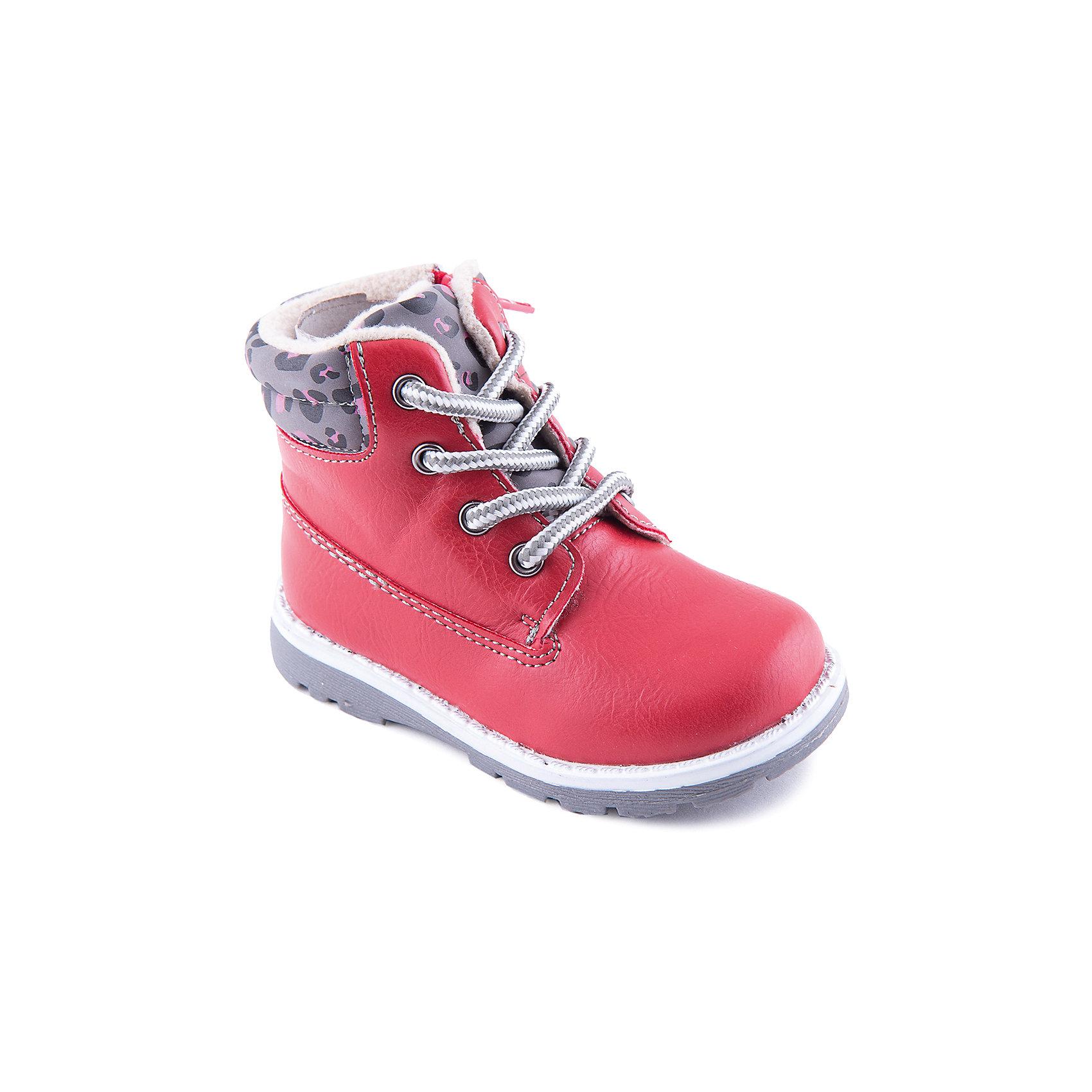 Ботинки для мальчика Indigo kidsОбувь для детей требует особого внимания: она предназначается для самых взыскательных покупателей и самых маленьких потребителей – родителей и детей. Дизайнеры и технологи, занимающиеся разработкой обуви для детей, учитывают особенности развивающейся детской стопы, поэтому, приобретая «Индиго Кидс»,  Вы можете быть уверены – она действительно создана специально для детей. Каждая модель обладает профилактической стелькой из натуральной кожи, способствующей правильному формированию стопы ребенка. <br><br>Состав:<br>Материал верха: Кожа искусственная<br>Материал подклада: Байка<br>Стелька: Байка<br>Подошва: ТЭП<br><br>Ширина мм: 262<br>Глубина мм: 176<br>Высота мм: 97<br>Вес г: 427<br>Цвет: красный<br>Возраст от месяцев: 9<br>Возраст до месяцев: 12<br>Пол: Мужской<br>Возраст: Детский<br>Размер: 20,21,23,25,24,22<br>SKU: 4262315