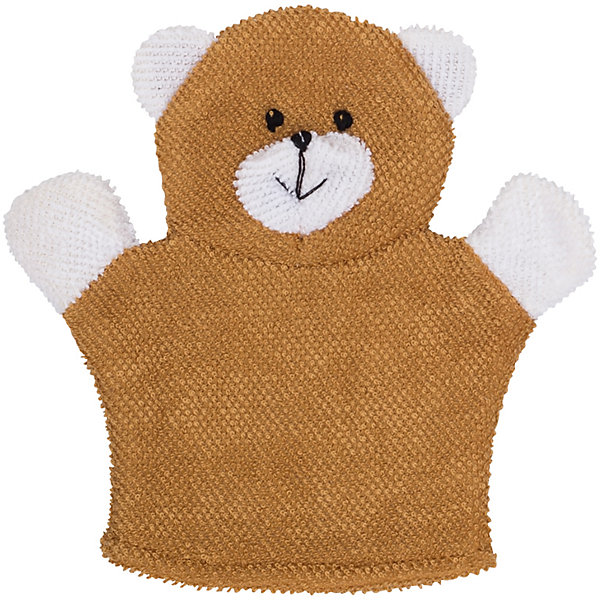 Махровая мочалка-рукавичка Baby Bear, Roxy-kidsМочалки для купания<br>Махровая мочалка-рукавичка имеет мягкую фактуру, выполнена в виде веселого мишки, она приведет в восторг все малышей, сделает процесс купания веселым и радостным.  Поверхность бережно моет, не царапая и не раздражая нежную детскую кожу. Мочалка сшита из натурального хлопка, поэтому изделие подходит не только под все типы кожи, но и может использоваться для детей, склонных к кожным аллергиям. Натуральное волокно и гигиеничность компонента делают эту мочалку лучшей в числе детских мочалок для купания. <br><br>Дополнительная информация:<br><br>- Материал: хлопок.<br>- Размер упаковки: 15х25х1 см. <br><br>Махровую мочалку-рукавичку Baby Bear, Roxy-kids, можно купить в нашем магазине.<br><br>Ширина мм: 150<br>Глубина мм: 255<br>Высота мм: 10<br>Вес г: 100<br>Возраст от месяцев: 0<br>Возраст до месяцев: 36<br>Пол: Унисекс<br>Возраст: Детский<br>SKU: 4264177