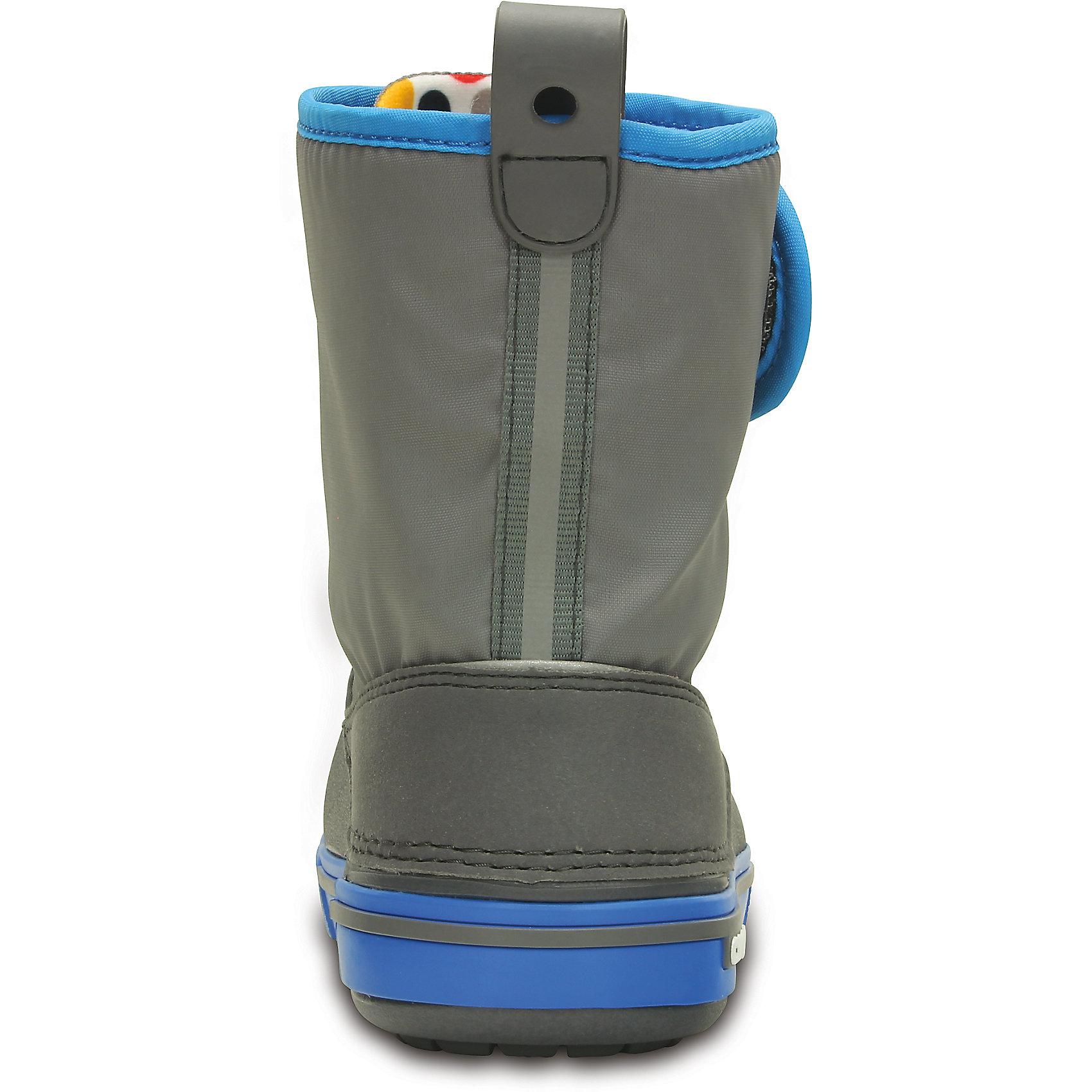 Сапоги Kids Crocband II.5 Gust Boot для мальчика Crocs от myToys