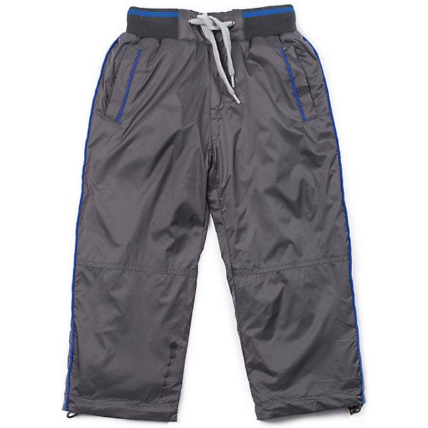 Брюки для мальчика Sweet BerryВерхняя одежда<br>Брюки утепленные для мальчика, непромокаемые, пояс на удобном рибе, подкладка из флиса, декрированы контрастным кантом.<br>Состав:<br>Верх: 100% нейлон, Подкладка: 100%полиэстер, Наполнитель: 100%полиэстер<br><br>Ширина мм: 215<br>Глубина мм: 88<br>Высота мм: 191<br>Вес г: 336<br>Цвет: серый<br>Возраст от месяцев: 9<br>Возраст до месяцев: 12<br>Пол: Мужской<br>Возраст: Детский<br>Размер: 80,92,86,98<br>SKU: 4273197