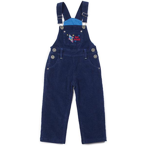 Полукомбинезон для мальчика Sweet BerryДжинсы и брючки<br>Модный вельветовый полукомбинезон для мальчика, декорирован вышивкой на переднем кармане.<br>Состав:<br>Верх: 98% хлопок, 2% эластан, Подкладка: 100% хлопок<br><br>Ширина мм: 215<br>Глубина мм: 88<br>Высота мм: 191<br>Вес г: 336<br>Цвет: синий<br>Возраст от месяцев: 9<br>Возраст до месяцев: 12<br>Пол: Мужской<br>Возраст: Детский<br>Размер: 80,92,98,86<br>SKU: 4273237