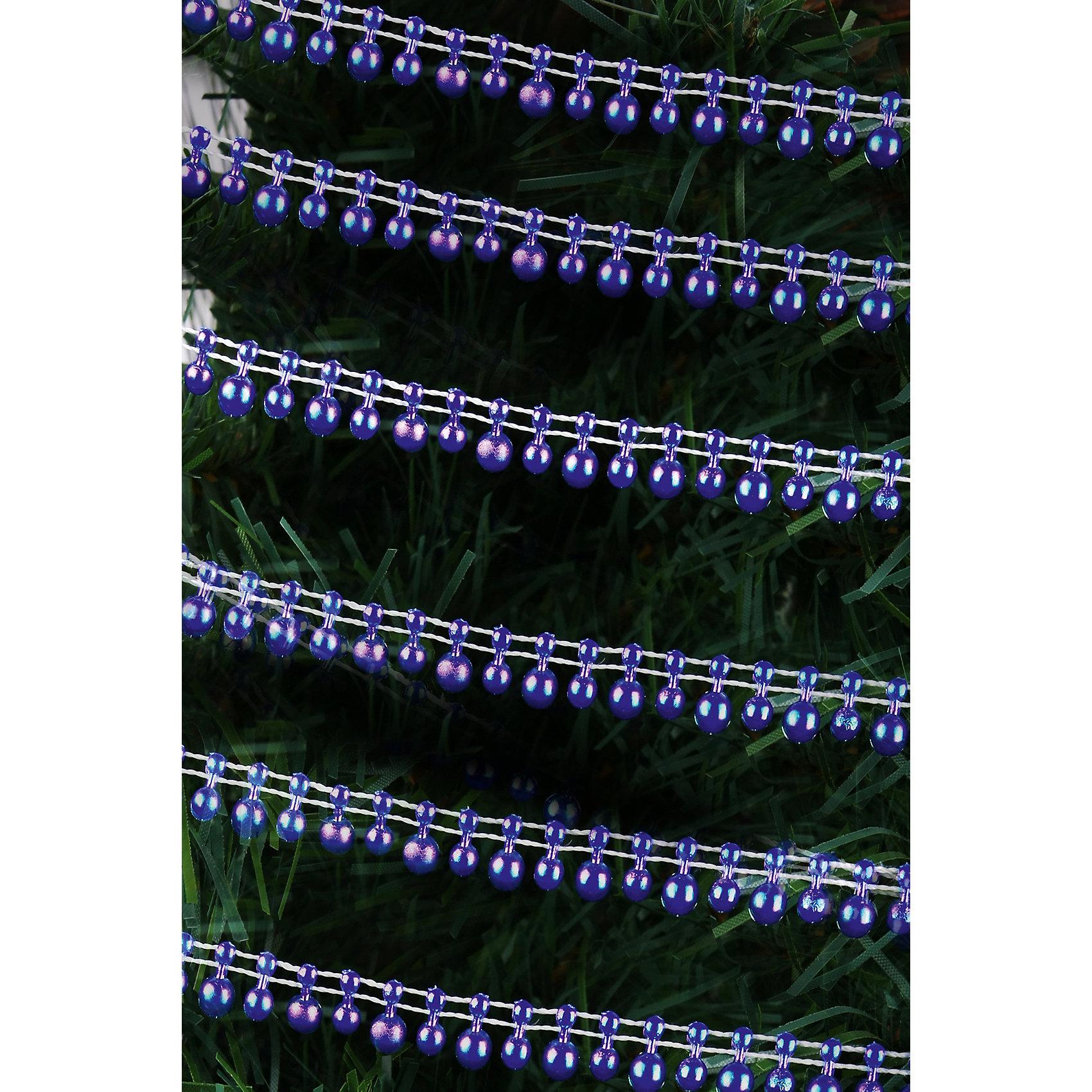 Гирлянда БусиныНовинки Новый Год<br>Гирлянда Бусы, Феникс-презент, станет замечательным украшением Вашей новогодней елки или интерьера и поможет создать праздничную волшебную атмосферу. Оригинальная гирлянда из синих пластиковых бусинок будет чудесно смотреться на елке и радовать детей и<br>взрослых. <br><br>Дополнительная информация:<br><br>- Цвет: синий.<br>- Материал: пластик.<br>- Длина гирлянды: 2,7 м.<br>- Размер упаковки: 9 х 26 х 3 см.<br><br>Гирлянду Бусы, Феникс-презент, можно купить в нашем интернет-магазине.<br><br>Ширина мм: 500<br>Глубина мм: 250<br>Высота мм: 800<br>Вес г: 100<br>Возраст от месяцев: 36<br>Возраст до месяцев: 2147483647<br>Пол: Унисекс<br>Возраст: Детский<br>SKU: 4274679