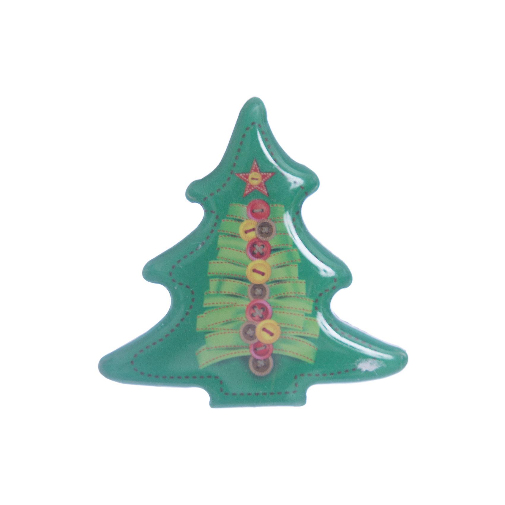 Магнит Нарядная ёлкаМагнит – этот новогодний аксессуар отличный мини-презент для друзей и близких.<br>Магнит послужит не только хорошим дополнением к основному подарку, но и прекрасным украшением любой плоской металлической поверхности. Магнит выполнен в виде елочки, украшенной лентой и пуговицами. Магнит вызывает исключительно положительные эмоции и создает праздничную атмосферу в доме.<br><br>Дополнительная информация:<br><br>- Размер: 5,2 х 5,3 см.<br>- Материал: агломерированный феррит<br><br>Магнит можно купить в нашем интернет-магазине.<br><br>Ширина мм: 60<br>Глубина мм: 60<br>Высота мм: 10<br>Вес г: 35<br>Возраст от месяцев: 36<br>Возраст до месяцев: 2147483647<br>Пол: Унисекс<br>Возраст: Детский<br>SKU: 4276476