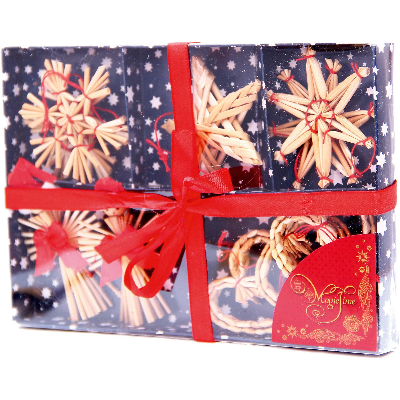 Украшение Ангелы 19*13*2 смУкрашение Ангелы, Феникс-Презент, замечательно украсит Вашу елку или интерьер на новогодние и рождественские праздники и создаст праздничную волшебную атмосферу. В комплекте 10 украшений из соломки в виде фигурок ангелов, сердечек и звездочек. Поверхность игрушек покрыта лаком, имеются петельки, за которые их можно повесить в любом понравившемся Вам месте.<br><br>Дополнительная информация:<br><br>- В комплекте: 10 шт.<br>- Материал: соломка.<br>- Размер украшения: 6 см.<br>- Размер упаковки: 19 х 13 х 2 см.<br><br>Украшение Ангелы, Феникс-Презент, можно купить в нашем интернет-магазине.<br><br>Ширина мм: 200<br>Глубина мм: 140<br>Высота мм: 30<br>Вес г: 100<br>Возраст от месяцев: 36<br>Возраст до месяцев: 2147483647<br>Пол: Унисекс<br>Возраст: Детский<br>SKU: 4276490