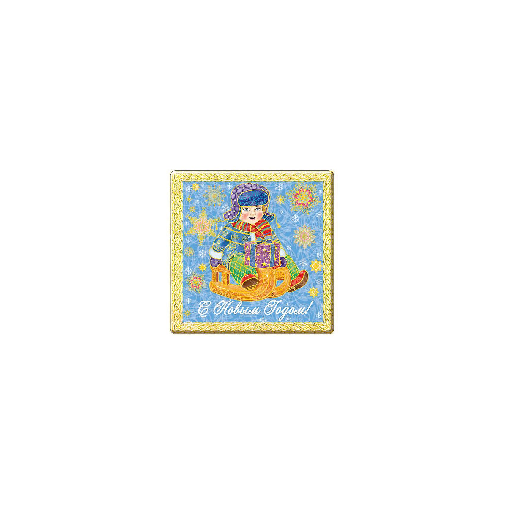 Магнит Мальчик на санкахМагнит Мальчик на санках, Феникс-Презент, добавит праздничности в Ваш новогодний интерьер и поднимет настроение. Магнит квадратной формы выполнен в оригинальной дизайне и украшен изображением очаровательного мальчика с подарком на санках.<br><br>Дополнительная информация:<br><br>- Материал магнита: агломерированный феррит.<br>- Размер магнита: 6 х 6 см.<br><br>Магнит Мальчик на санках, Феникс-Презент, можно купить в нашем интернет-магазине.<br><br>Ширина мм: 70<br>Глубина мм: 70<br>Высота мм: 10<br>Вес г: 100<br>Возраст от месяцев: 36<br>Возраст до месяцев: 2147483647<br>Пол: Унисекс<br>Возраст: Детский<br>SKU: 4276492