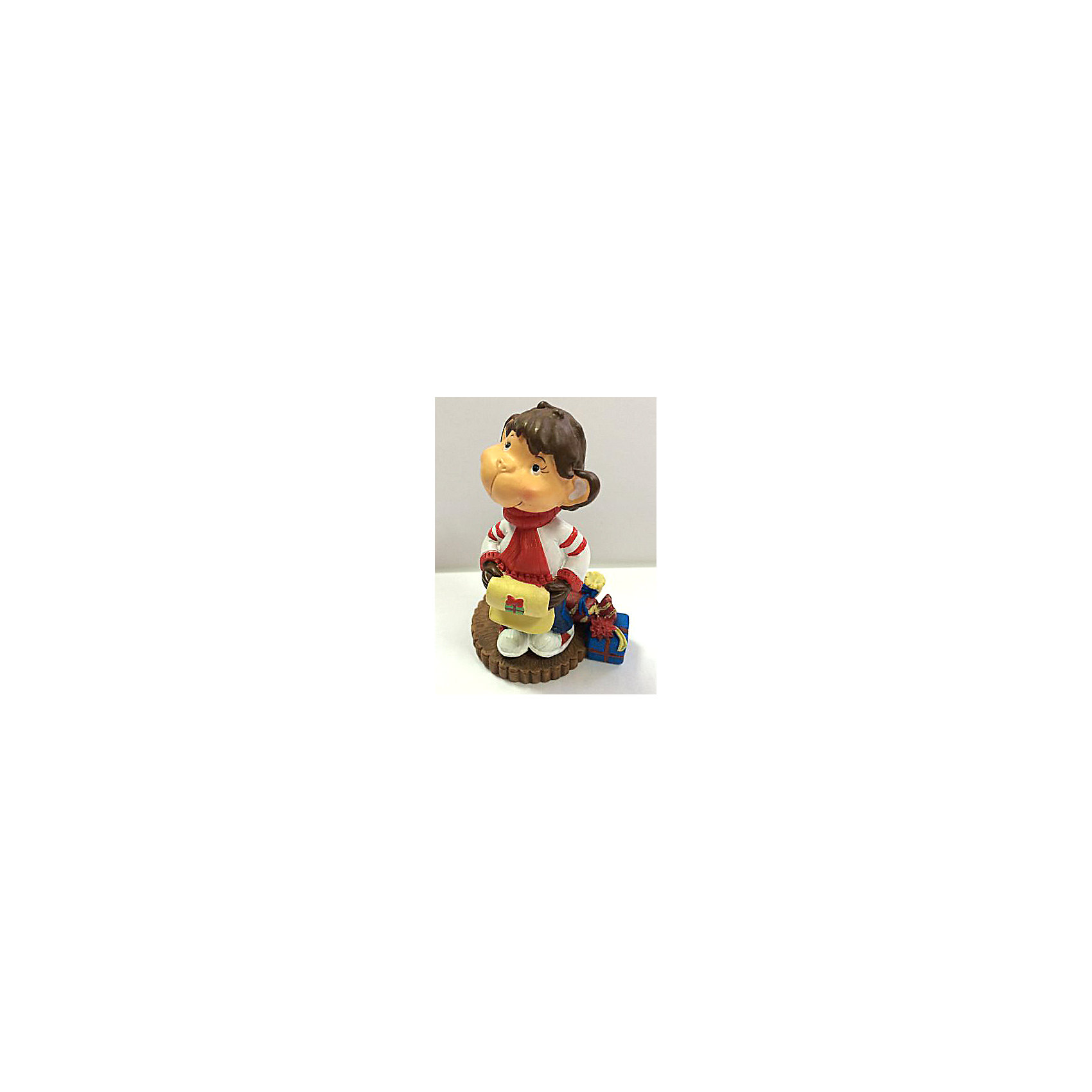 Феникс-Презент Декоративная обезьянка С подарками фигурка декоративная обезьянка с подарками высота 8 см
