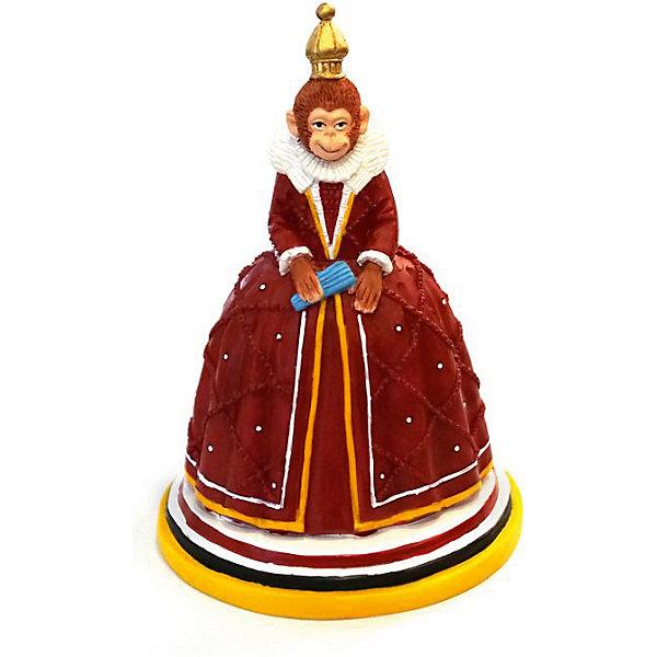 Декоративная обезьяна КоролеваНовогодние сувениры<br>Декоративная обезьянка Королева, Феникс-Презент, прекрасно дополнит Ваш новогодний интерьер и станет приятным сувениром для родных и друзей. Очаровательная обезьянка представлена в образе королевы в пышном платье с белым воротником и короной на голове. Обезьяна является символом Нового 2016 года, забавная фигурка принесет Вам радость и удачу и поднимет настроение.  <br><br>Дополнительная информация:<br><br>- Материал: полирезина. <br>- Размер фигурки: 8 х 8 х 12 см.<br><br>Декоративную обезьянку Королева, Феникс-Презент, можно купить в нашем интернет-магазине.<br>Ширина мм: 90; Глубина мм: 90; Высота мм: 130; Вес г: 100; Возраст от месяцев: 36; Возраст до месяцев: 2147483647; Пол: Унисекс; Возраст: Детский; SKU: 4276517;