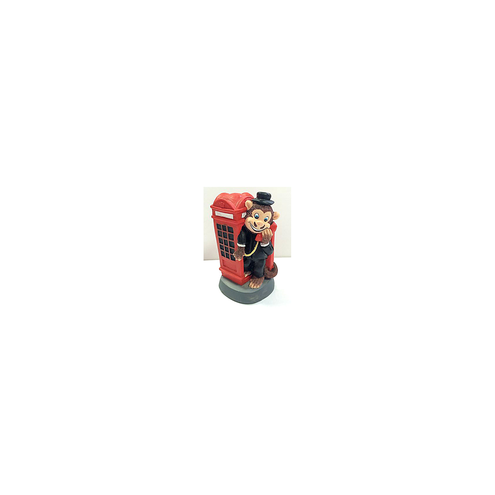 Декоративная обезьяна Англичанин в телефонной будкеНовинки Новый Год<br>Декоративная обезьянка Англичанин в телефонной будке, Феникс-Презент, прекрасно дополнит Ваш новогодний интерьер и станет приятным сувениром для родных и друзей. Веселая обезьянка представлена в образе классического англичанина, разговаривающего по телефону в красной телефонной будке. Обезьяна является символом Нового 2016 года, забавная фигурка принесет Вам радость и удачу и поднимет настроение.  <br><br>Дополнительная информация:<br><br>- Материал: полирезина. <br>- Размер фигурки: 4,8 х 4,5 х 8 см.<br><br>Декоративную обезьянку Англичанин в телефонной будке, Феникс-Презент,  можно купить в нашем интернет-магазине.<br><br>Ширина мм: 60<br>Глубина мм: 60<br>Высота мм: 90<br>Вес г: 100<br>Возраст от месяцев: 36<br>Возраст до месяцев: 2147483647<br>Пол: Унисекс<br>Возраст: Детский<br>SKU: 4276522
