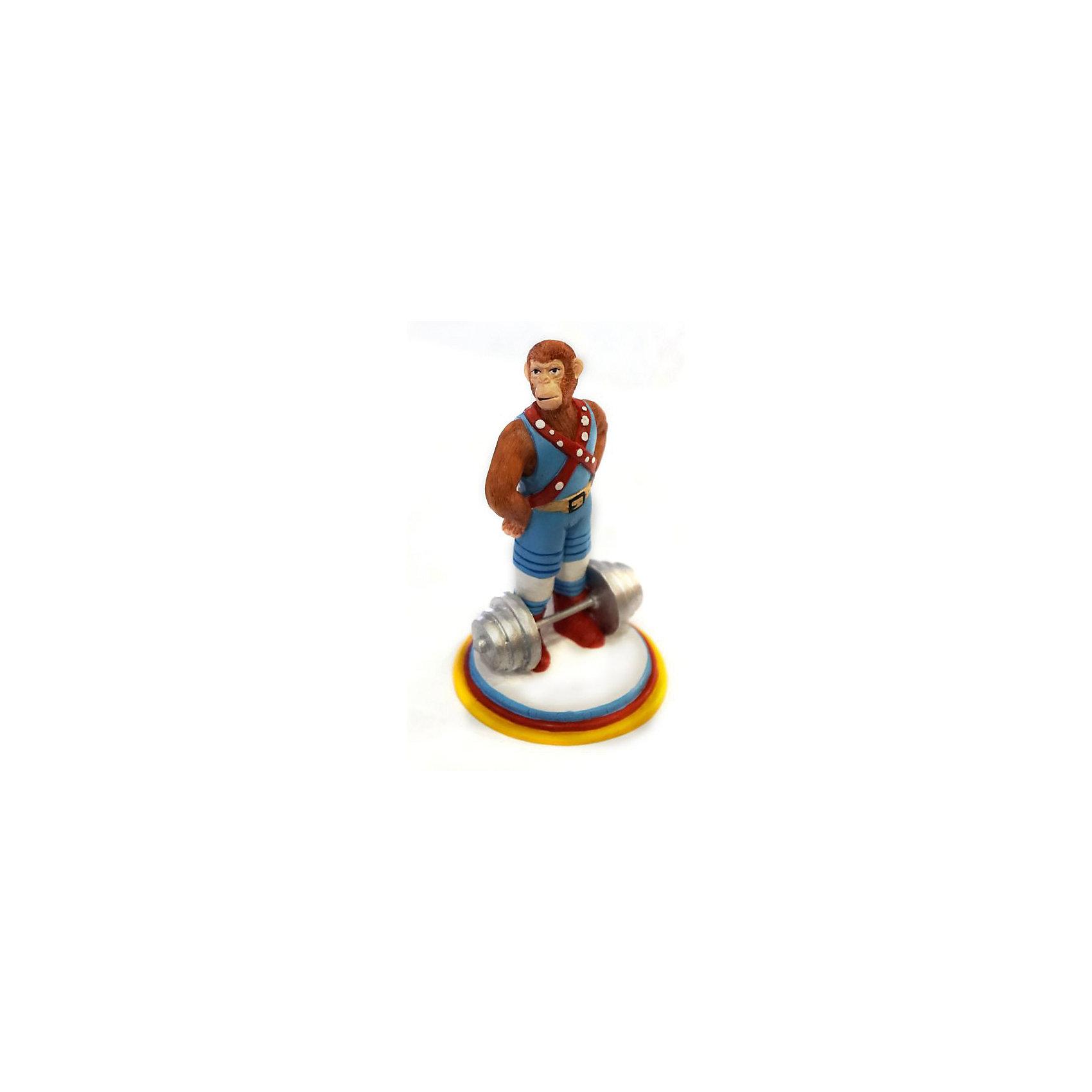 Феникс-Презент Декоративная обезьяна Тяжелоатлет феникс презент
