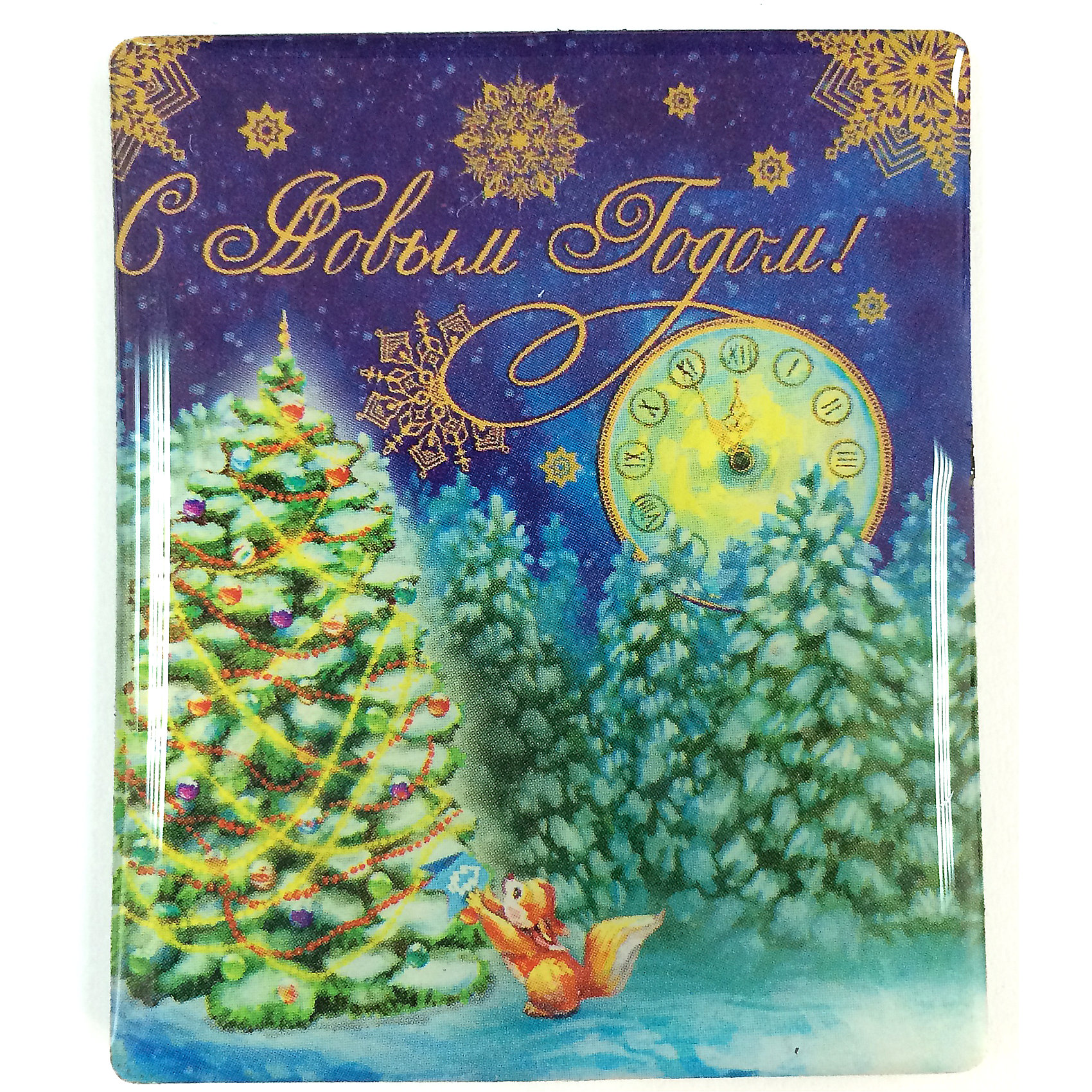 Магнит Белочка в лесуНовинки Новый Год<br>Магнит Белочка в лесу, Феникс-Презент, добавит праздничности в Ваш новогодний интерьер и поднимет настроение. Магнит прямоугольной формы украшен красочным изображением зимнего леса и белочки у новогодней елки. <br><br>Дополнительная информация:<br><br>- Материал магнита: агломерированный феррит.<br>- Размер магнита: 6 х 5 см.<br><br>Магнит Белочка в лесу, Феникс-Презент, можно купить в нашем интернет-магазине.<br><br>Ширина мм: 100<br>Глубина мм: 100<br>Высота мм: 100<br>Вес г: 100<br>Возраст от месяцев: 36<br>Возраст до месяцев: 2147483647<br>Пол: Унисекс<br>Возраст: Детский<br>SKU: 4276540