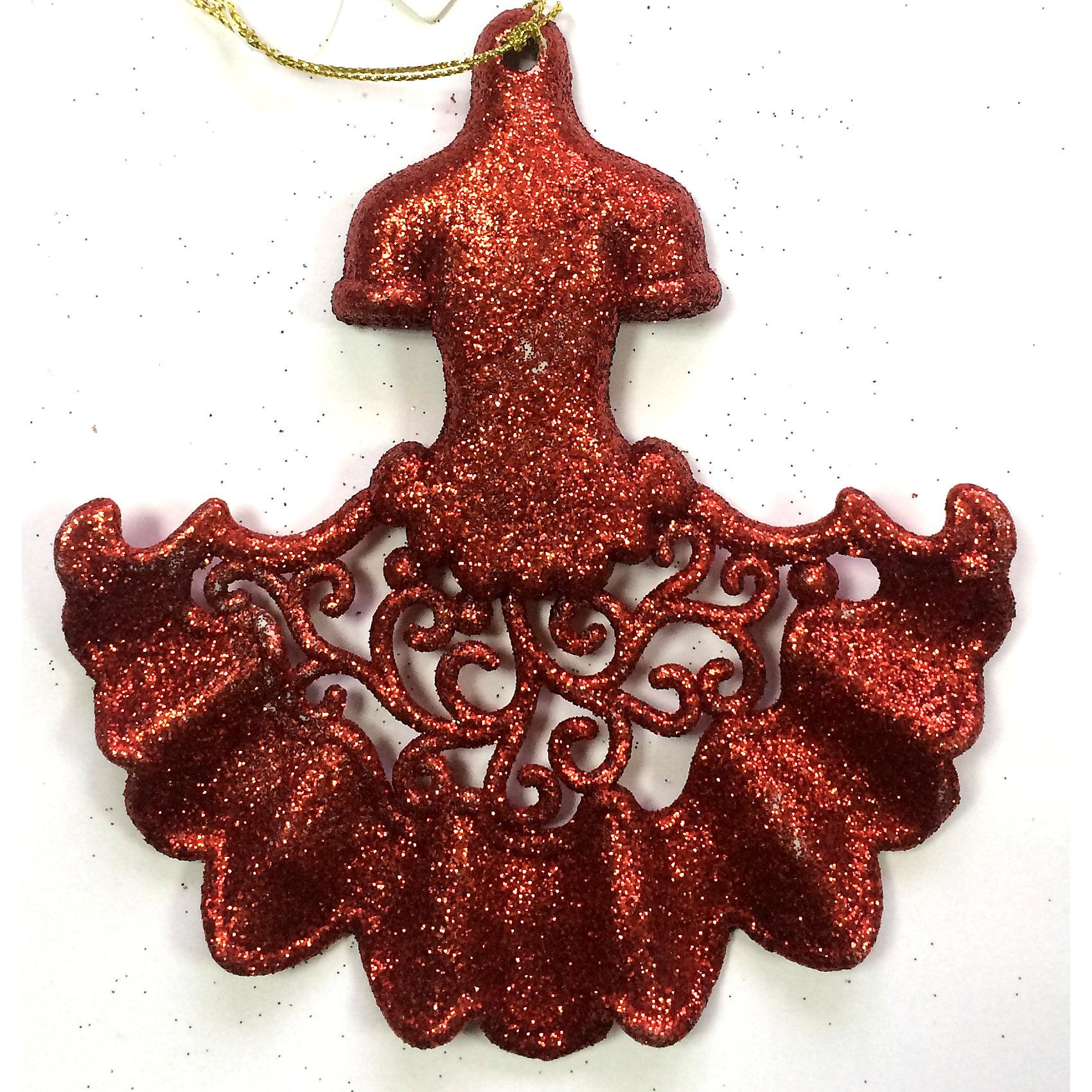 Феникс-Презент Украшение Красное платье