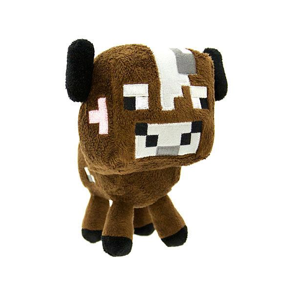 Мягкая игрушка Детеныш грибной коровы, Minecraft, в ассортиментеМягкие игрушки из мультфильмов<br>Плюшевая игрушка Детеныш грибной коровы создана по мотивам популярной онлайн-игры Minecraft. Действия осуществляются от первого лица, а весь игровой мир, предметы, мобы (персонажи) и сам игрок состоят полностью из блоков.<br><br>Грибная корова обитает исключительно в биоме грибного острова. В отличие от обычных коров, грибная корова красного цвета и с черными глазами, а на спине у нее - красные грибы.<br><br>Высота - 18 см.<br>Внимание! Данный товар представлен в ассортименте (отличается цветовым исполнением: красный либо коричневый). Предварительный выбор определенного цвета товара, к сожалению, невозможен. При  заказе нескольких единиц данного товара возможно получение одинаковых.<br><br>Настоящее американское качество.<br><br>Ширина мм: 171<br>Глубина мм: 124<br>Высота мм: 104<br>Вес г: 114<br>Возраст от месяцев: 36<br>Возраст до месяцев: 1188<br>Пол: Унисекс<br>Возраст: Детский<br>SKU: 4278007