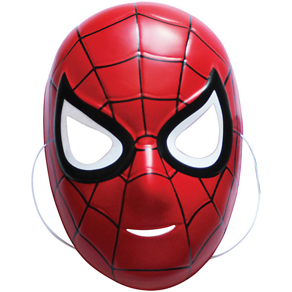 Маска Человек-ПаукЧеловек-Паук<br>Маска Человек-Паук – эта карнавальная маска внесет нотку задора и веселья в праздник.<br>Отправляясь на детский праздник, почему бы не создать образ человека-паука? Для этого пригодится маска, которую можно использовать даже в качестве единственного карнавального элемента в одежде малыша. Надев ее, юный участник костюмированного представления легко перевоплощается в любимого персонажа.<br><br>Дополнительная информация:<br><br>- На резинке<br>- Материал: поливинилхлорид<br>- Товар сертифицирован<br>- Размер: 15,5 х 4,5 х 24 см.<br>- Вес: 20 гр.<br><br>Маску Человек-Паук можно купить в нашем интернет-магазине.<br><br>Ширина мм: 230<br>Глубина мм: 160<br>Высота мм: 60<br>Вес г: 20<br>Возраст от месяцев: 36<br>Возраст до месяцев: 108<br>Пол: Мужской<br>Возраст: Детский<br>SKU: 4278303