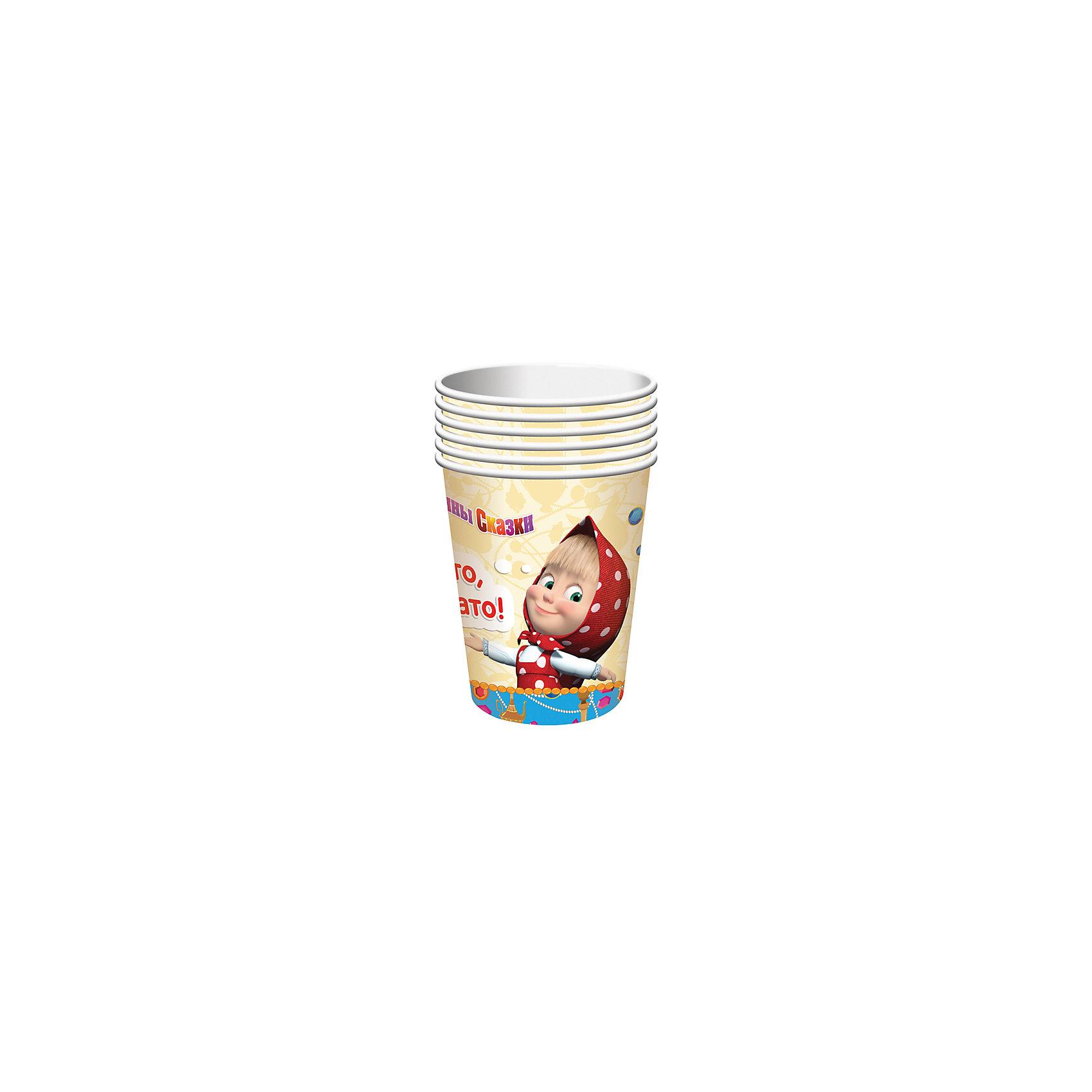 Росмэн Набор стаканов Машины сказки (210 мл, 6 шт) стерлитамак магазин швейные машины купить