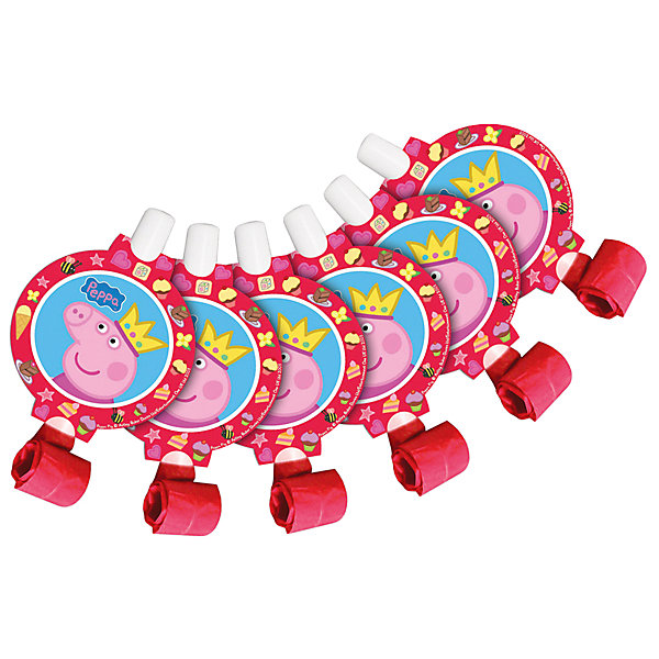 Язычок Пеппа-принцесса, 6 штДетские дудочки<br>Язычок Пеппа-принцесса, 6 шт – этот набор язычков станет замечательным дополнением любого детского праздника.<br>Любое детское торжество – это долгожданное событие для каждого ребенка. Это веселье, танцы, задорный смех малышей и много-много счастья. Великолепным дополнением к празднику станут язычки с изображением озорной свинки Пеппы, которые могут лечь в основу многочисленных забав. Язычки Пеппа-принцесса развеселят ребятишек и помогут в развитии их дыхательной системы. Из данной серии вы также можете выбрать скатерть, стаканы, тарелки, колпаки, дудочки, подарочный набор посуды, приглашение в конверте, гирлянду, свечи, маску и другие товары.<br><br>Дополнительная информация:<br><br>- В наборе: 6 язычков<br>- Материал: бумага<br>- Размер упаковки: 10 х 15 х 3 см.<br><br>Язычок Пеппа-принцесса, 6 шт можно купить в нашем интернет-магазине.<br>Ширина мм: 100; Глубина мм: 150; Высота мм: 30; Вес г: 80; Возраст от месяцев: 36; Возраст до месяцев: 84; Пол: Унисекс; Возраст: Детский; SKU: 4278403;