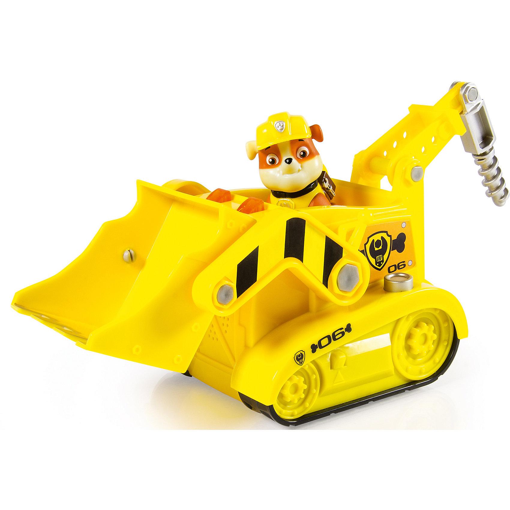 Spin Master Автомобиль спасателей, Щенячий патруль spin master фигурка спасателя с рюкзаком трансформером щенячий патруль spin master 20070732 16655
