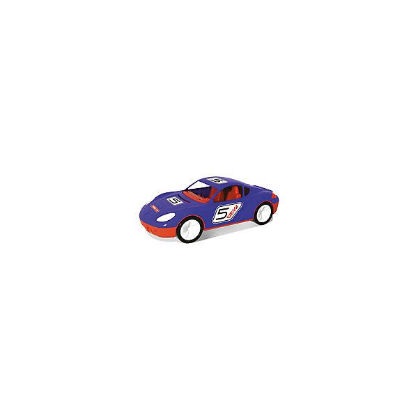 Машинка Стелла, СтелларМашинки<br>Машинка Стелла, Стеллар – это отличный подарок для вашего юного гонщика.<br>Машинка Стелла привлечет внимание ребенка и надолго останется его любимой игрушкой. Машинка выполнена из яркого безопасного полипропилена, оформлена наклейками. В салон можно посадить несколько небольших игрушек. Колеса машинки крутятся. Можно привязать веревочку, и малыш с радостью будет возить машинку за собой. Игрушка развивает концентрацию внимания, координацию движений, мелкую моторику рук, цветовое восприятие и воображение.<br><br>Дополнительная информация:<br><br>- Цвет в ассортименте<br>- Размер: 40,5 х 19,5 х 13,5 см.<br>- Вес: 624 гр.<br>- Материал: полипропилен<br>- Упаковка: сетка<br><br>- ВНИМАНИЕ! Данный артикул представлен в разных вариантах исполнения. К сожалению, заранее выбрать определенный вариант невозможно. При заказе нескольких наборов возможно получение одинаковых<br><br>Машинку Стелла Стеллар можно купить в нашем интернет-магазине.<br><br>Ширина мм: 405<br>Глубина мм: 195<br>Высота мм: 135<br>Вес г: 624<br>Возраст от месяцев: 36<br>Возраст до месяцев: 72<br>Пол: Унисекс<br>Возраст: Детский<br>SKU: 4278944