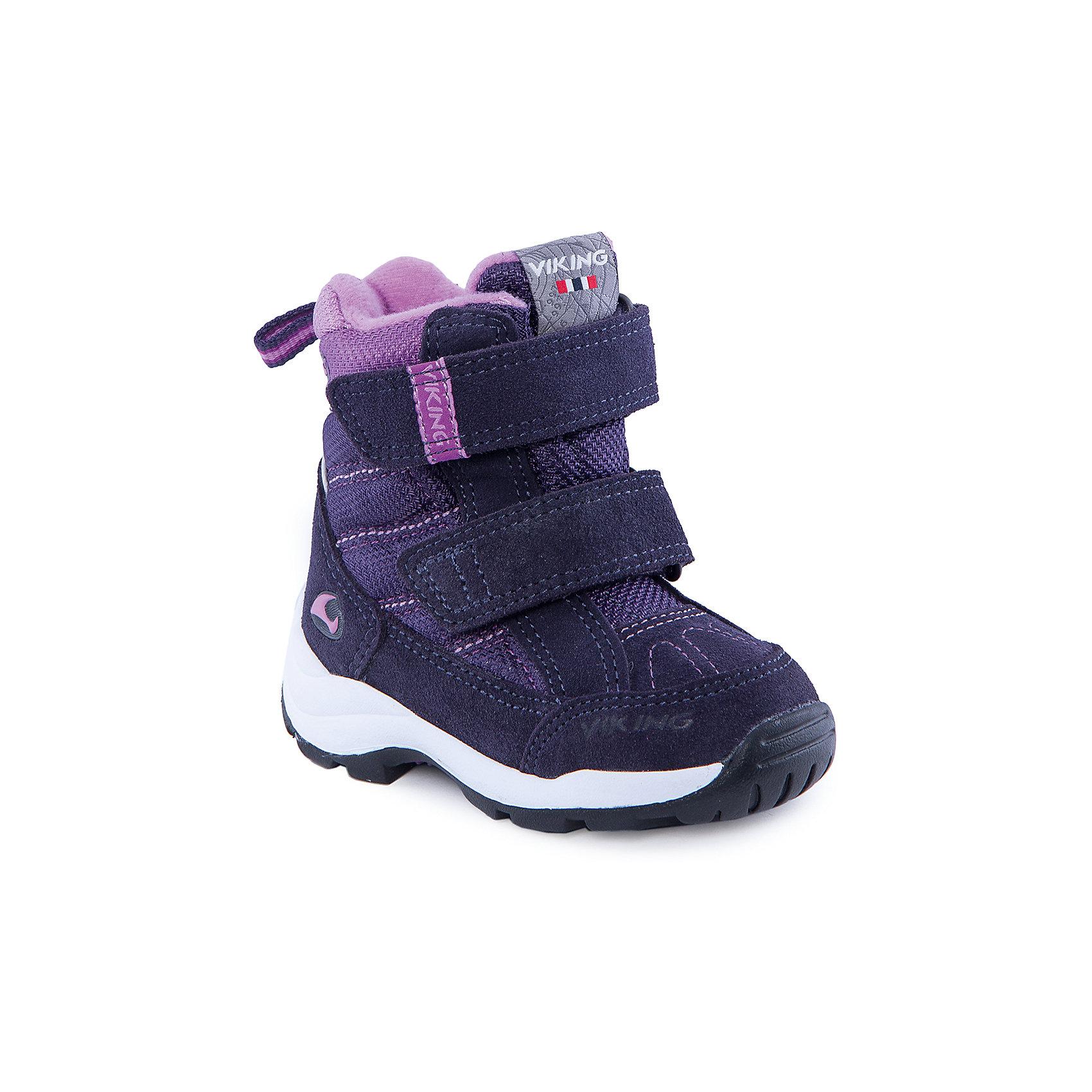 VIKING Ботинки для девочки VIKING люстра cl142121 citilux