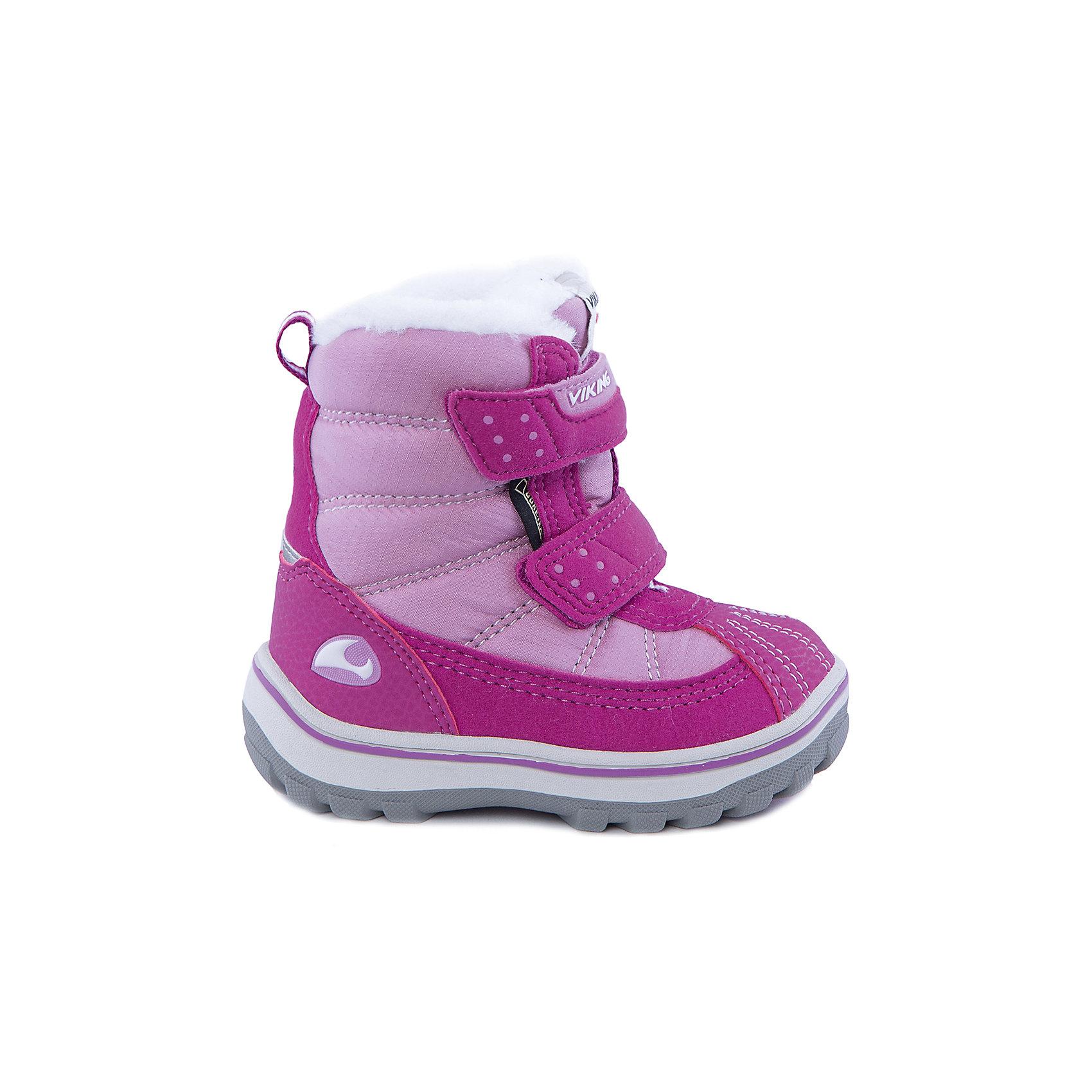 Ботинки для девочки VIKING от myToys