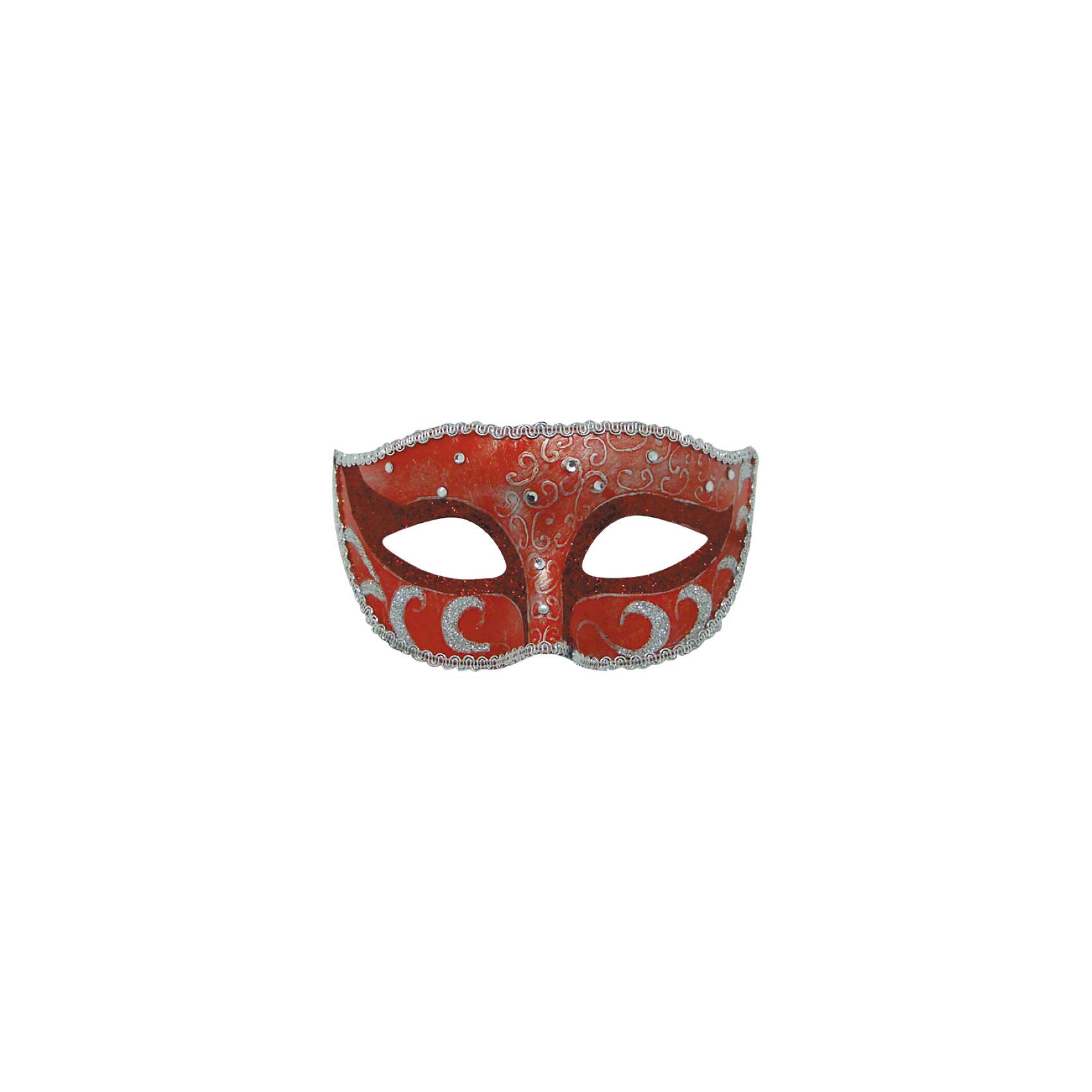 """Карнавальная маска """"Красная дымка"""" от myToys"""