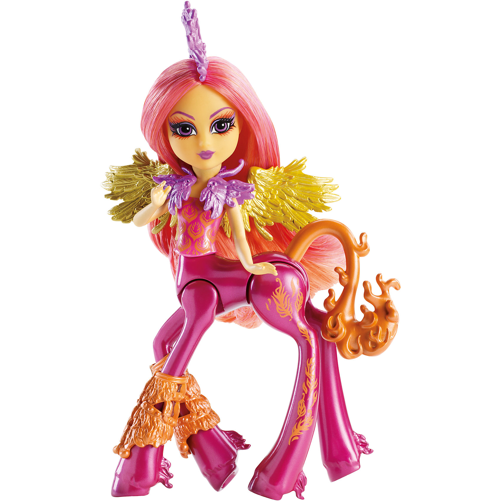 Mattel Кукла  Flara Blaze Fright-Mares, Monster High кукла monster high кентавр пикси прэпстокингс