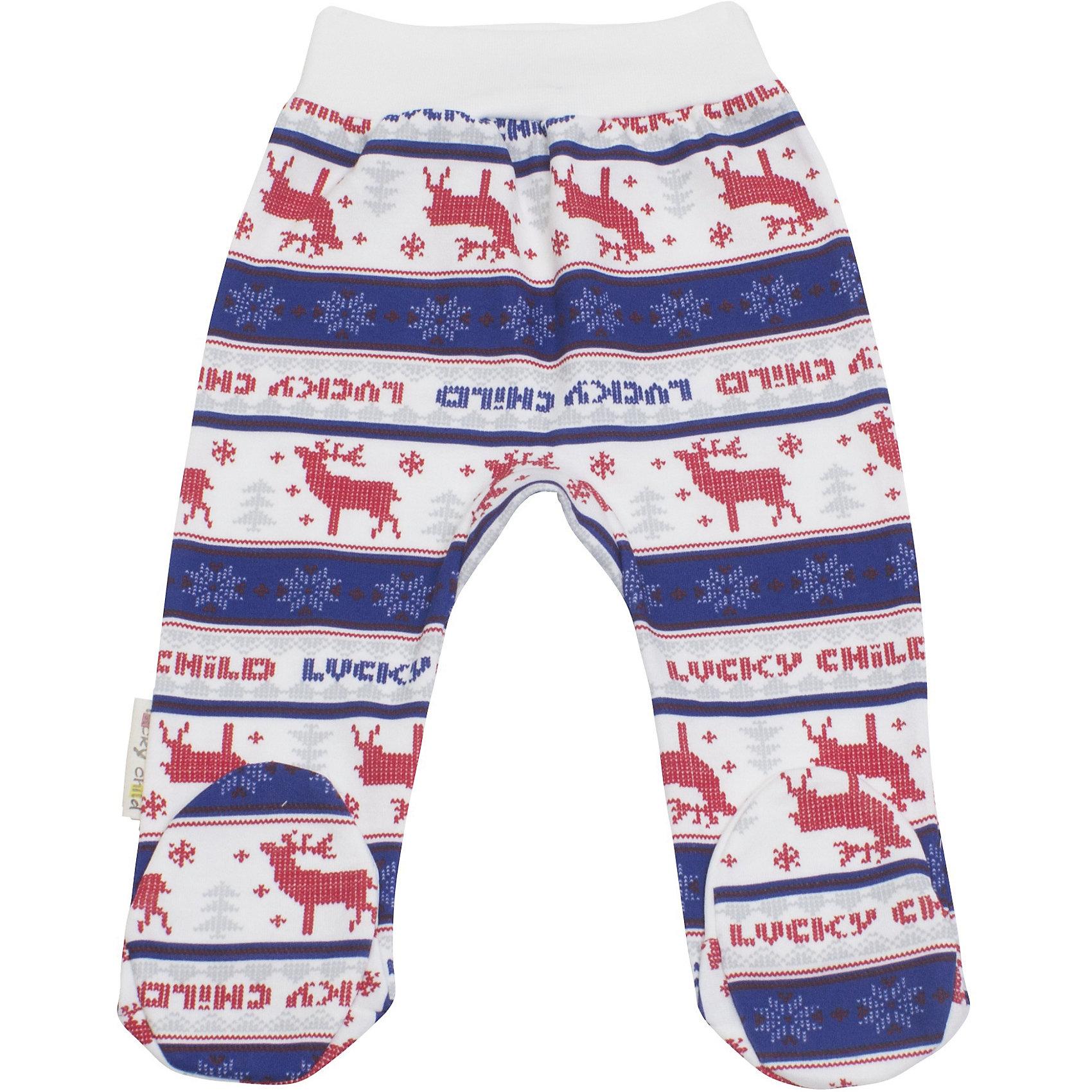 Lucky Child Утепленные ползунки Lucky Child пижамы lucky child пижама