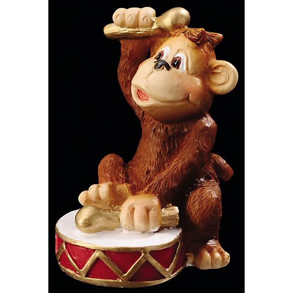 Сувенир Музыкальный павиан 7 смНовогодние сувениры<br>Сувенир Музыкальный павиан 7 см представляет собой объемную фигурку обезьянки, которая бьет в барабан, возвещая о приходе года огненной обезьяны! Небольшой сувенир послужит замечательным мини-презентом коллегам, близким и друзьям на Новый Год, который будет талисманом в течение всего 2016 года и принесет в дом счастье, удачу и финансовое благополучие!<br><br>Дополнительная информация:<br>-Материалы: полирезина<br>-Размер в упаковке: 5х4,5х7 см<br>-Вес в упаковке: 52 г<br>-Размер: 7 см<br><br>Сувенир Музыкальный павиан 7 см можно купить в нашем магазине.<br><br>Ширина мм: 50<br>Глубина мм: 45<br>Высота мм: 70<br>Вес г: 52<br>Возраст от месяцев: 84<br>Возраст до месяцев: 2147483647<br>Пол: Унисекс<br>Возраст: Детский<br>SKU: 4286673