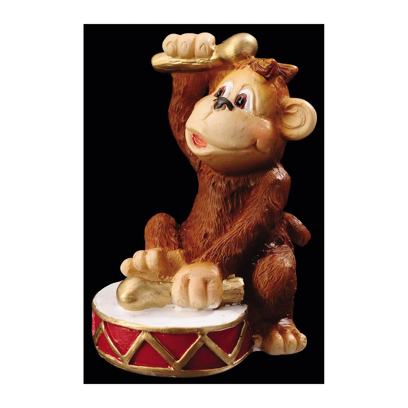 Сувенир Музыкальный павиан 7 смСувенир Музыкальный павиан 7 см представляет собой объемную фигурку обезьянки, которая бьет в барабан, возвещая о приходе года огненной обезьяны! Небольшой сувенир послужит замечательным мини-презентом коллегам, близким и друзьям на Новый Год, который будет талисманом в течение всего 2016 года и принесет в дом счастье, удачу и финансовое благополучие!<br><br>Дополнительная информация:<br>-Материалы: полирезина<br>-Размер в упаковке: 5х4,5х7 см<br>-Вес в упаковке: 52 г<br>-Размер: 7 см<br><br>Сувенир Музыкальный павиан 7 см можно купить в нашем магазине.<br><br>Ширина мм: 50<br>Глубина мм: 45<br>Высота мм: 70<br>Вес г: 52<br>Возраст от месяцев: 84<br>Возраст до месяцев: 2147483647<br>Пол: Унисекс<br>Возраст: Детский<br>SKU: 4286673