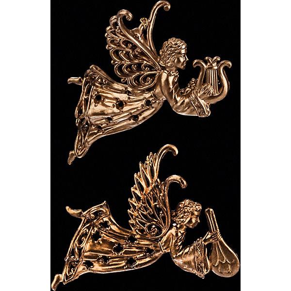 Украшение Светлый ангел в ассортиментеЁлочные игрушки<br>С дивным Украшением Светлый ангел в ассортименте Ваша елочка будет выглядеть по-настоящему стильно и волшебно! Золотой ангелок с арфой или мандолиной обязательно принесет в дом  добро, тепло и уют в предстоящем году! Поэтому это украшение также станет отличным мини-презентом для Ваших близких и друзей. <br><br>Дополнительная информация:<br>-Материалы: пластик<br>-Размер в упаковке: 12х4х11,5 см<br>-Вес в упаковке: 33 г<br>-Размер: 12 см<br>-В ассортименте: 2 дизайна (Внимание! Заранее выбрать невозможно, при заказе нескольких возможно получение одинаковых)<br><br>Украшение Светлый ангел в ассортименте можно купить в нашем магазине.<br>Ширина мм: 40; Глубина мм: 120; Высота мм: 115; Вес г: 33; Возраст от месяцев: 84; Возраст до месяцев: 2147483647; Пол: Унисекс; Возраст: Детский; SKU: 4286706;