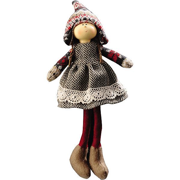 Украшение Сказочная девочка 28 смНовинки Новый Год<br>Украшение Сказочная девочка 28 см сшито из текстильных материалов, и поэтому эта милая девчушка с озорным личиком и торчащими косичками из-под вязаной шапки такая уютная! Игрушка принесет в Ваш дом праздничное новогоднее настроение и станет замечательным подарком родным и друзьям!<br><br>Дополнительная информация:<br>-Материалы: текстиль, полирезина<br>-Размер в упаковке: 11х6х28 см<br>-Вес в упаковке: 102 г<br>-Размер: 28 см<br><br>Украшение Сказочная девочка 28 см можно купить в нашем магазине.<br><br>Ширина мм: 110<br>Глубина мм: 60<br>Высота мм: 280<br>Вес г: 102<br>Возраст от месяцев: 84<br>Возраст до месяцев: 2147483647<br>Пол: Унисекс<br>Возраст: Детский<br>SKU: 4286731