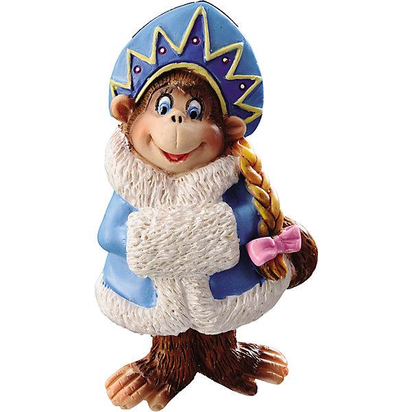 Сувенир Мартышка-снегурочка на магните 6,5 смНовогодние сувениры<br>Сувенир Мартышка-снегурочка на магните 6,5 см не просто украсит холодильник, но, и как настоящий символ 2016 года, поспособствует достатку и приумножению капитала в Новом году! Магнитик с забавной обезьянкой в образе Снегурочки послужит замечательным мини-презентом коллегам, близким и друзьям на Новый Год!<br><br>Дополнительная информация:<br>-Материалы: полирезина, магнит<br>-Размер в упаковке: 4х2х6,5 см<br>-Вес в упаковке: 36 г<br>-Размер: 6,5 см<br><br>Сувенир Мартышка-снегурочка на магните 6,5 см можно купить в нашем магазине.<br><br>Ширина мм: 40<br>Глубина мм: 20<br>Высота мм: 65<br>Вес г: 36<br>Возраст от месяцев: 84<br>Возраст до месяцев: 2147483647<br>Пол: Унисекс<br>Возраст: Детский<br>SKU: 4286732