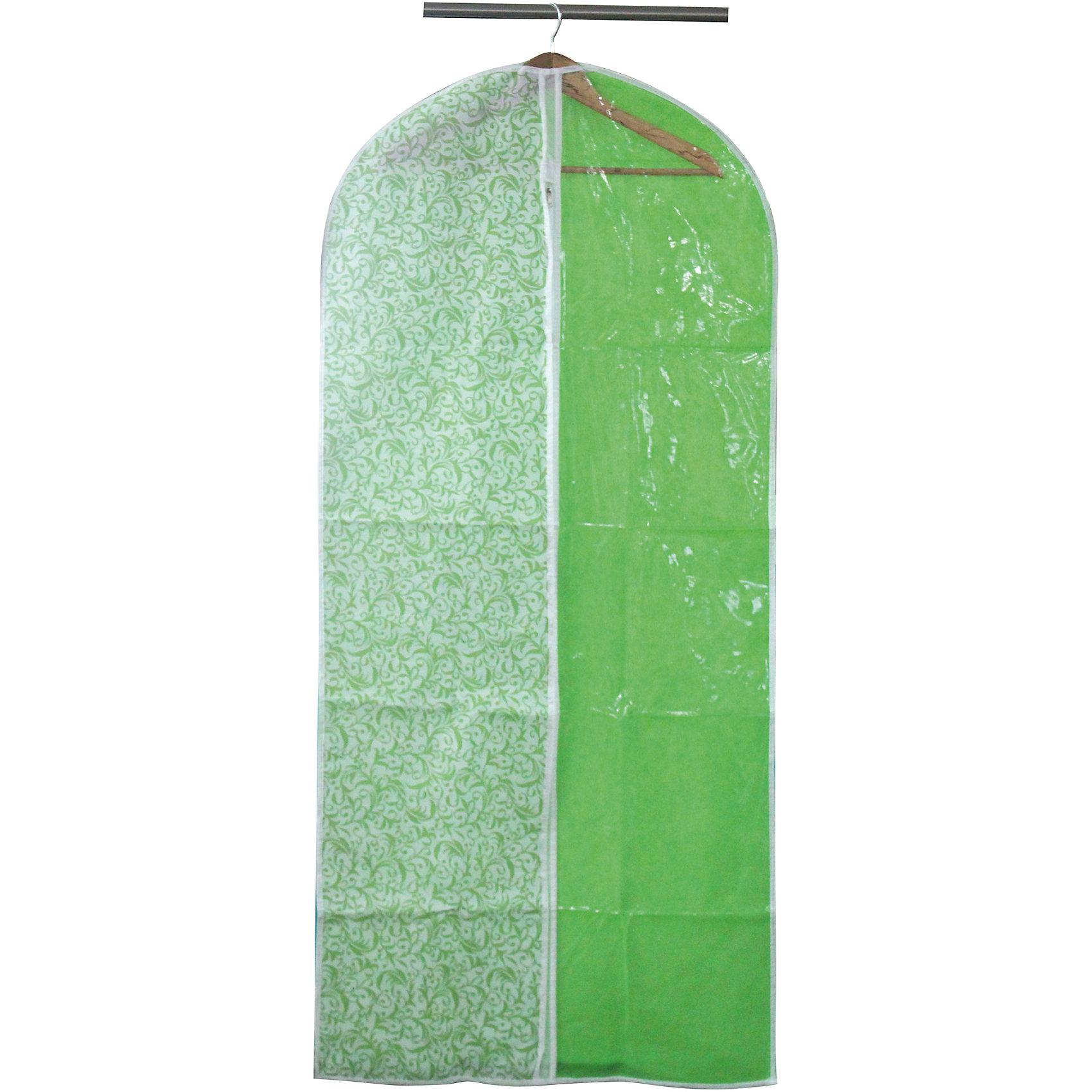Чехол для одежды NWS-2, 60*135см, Рыжий КотПредметы интерьера<br>Коллекция «Комфорт»<br>Размер: 60*135см<br>Материал: спанбонд (плотность 75 gsm), ПВХ (прозрачное окно)<br>- Молния <br>- Прозрачное окно из ПВХ <br>- Защита от моли и насекомых<br>- Защита от пыли и различных загрязнений<br>- Пылеотталкивающий, не электризующийся материал<br>Упаковка: пакет с подвесом<br><br>Ширина мм: 340<br>Глубина мм: 225<br>Высота мм: 25<br>Вес г: 175<br>Возраст от месяцев: 36<br>Возраст до месяцев: 1080<br>Пол: Унисекс<br>Возраст: Детский<br>SKU: 4288579
