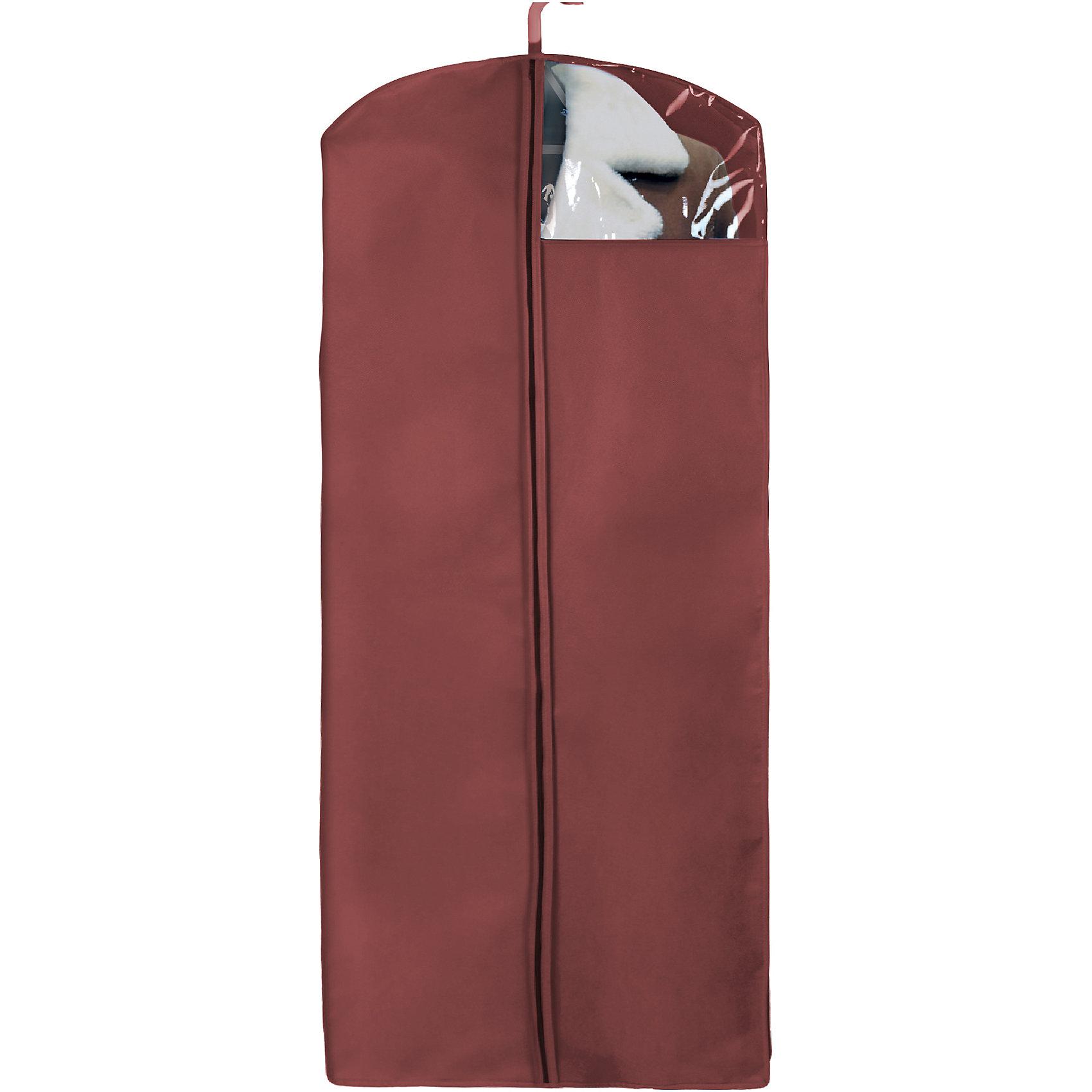 Чехол для пальто, дубленок и шуб  140*60*12 см., Рыжий КотРазмер: 140*60*12 см.<br>Толщина чехла 12 см (для хранения объемной одежды (шубы, дубленки, пуховики, пальто))<br>Материал: Спанбонд 80 г/м2<br>Цвет: бордовый<br>- Вшитое  прозрачное окошко (ПВХ)<br>- Защищает от пыли и моли.<br>- Пропускает воздух,<br>- Отталкивает влагу              <br>Упаковка: пакет с подвесом<br><br>Ширина мм: 300<br>Глубина мм: 260<br>Высота мм: 25<br>Вес г: 263<br>Возраст от месяцев: 36<br>Возраст до месяцев: 1080<br>Пол: Унисекс<br>Возраст: Детский<br>SKU: 4288580