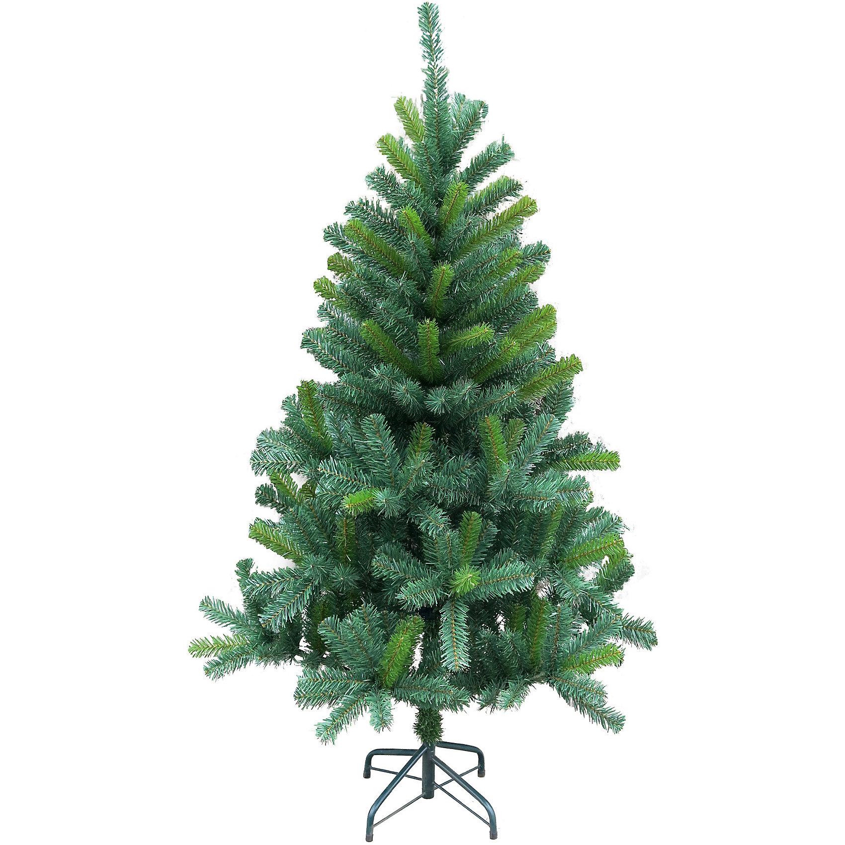 Новогодняя ель 150 см, диаметр 89 смНовогодняя ель, Волшебная страна - прекрасная альтернатива живой елке, она не требует специального ухода, компактна и удобная для хранения. Елочка изготовлена из качественного пластика с высокой степенью детализации и полностью похожа на настоящее живое дерево. Крона состоит из 373 веток с густой хвоей насыщенного темно-зеленого цвета, имеется удобная подставка.<br><br>Дополнительная информация:<br><br>- В комплекте: 3 шт.<br>- Материал: пластик.<br>- Высота елки: 150 см.<br>- Диаметр: 89 см.<br>- Размер упаковки: 90 x 20 x 20 см.<br>- Вес: 2,7 кг. <br><br>Новогоднюю ель, Волшебная страна, можно купить в нашем интернет-магазине.<br><br>Ширина мм: 900<br>Глубина мм: 200<br>Высота мм: 200<br>Вес г: 2700<br>Возраст от месяцев: 36<br>Возраст до месяцев: 2147483647<br>Пол: Унисекс<br>Возраст: Детский<br>SKU: 4288600