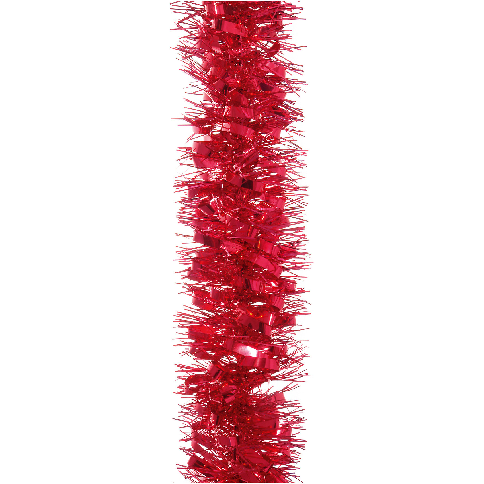 Красная мишураНовинки Новый Год<br>Красная мишура, Волшебная страна, станет замечательным украшением Вашей новогодней елки или интерьера и поможет создать праздничную волшебную атмосферу. Мишура насыщенного красного цвета состоит из шести слоев, она будет чудесно смотреться на елке и радовать детей и взрослых. <br><br>Дополнительная информация:<br><br>- Цвет: красный.<br>- Материал: лавсан.<br>- Размер мишуры: 10 см. х 2 м.<br>- Вес: 90 гр. <br><br>Красную мишуру, Волшебная страна, можно купить в нашем интернет-магазине.<br><br>Ширина мм: 2010<br>Глубина мм: 100<br>Высота мм: 100<br>Вес г: 93<br>Возраст от месяцев: 36<br>Возраст до месяцев: 2147483647<br>Пол: Унисекс<br>Возраст: Детский<br>SKU: 4288630