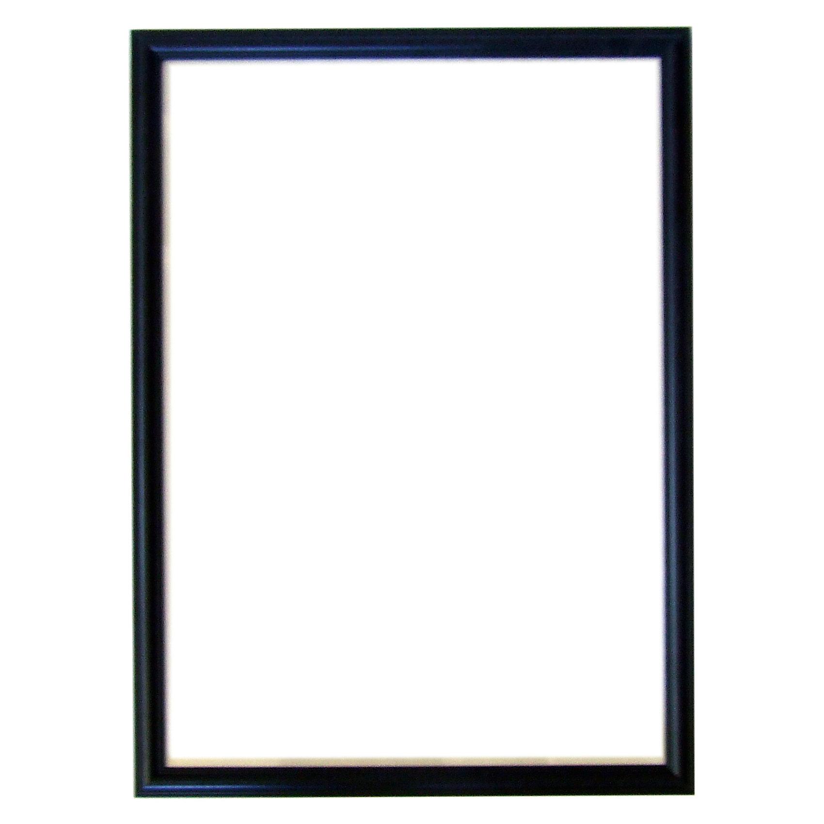 Рамка для пазла 500 деталей, 33х47 см, черная