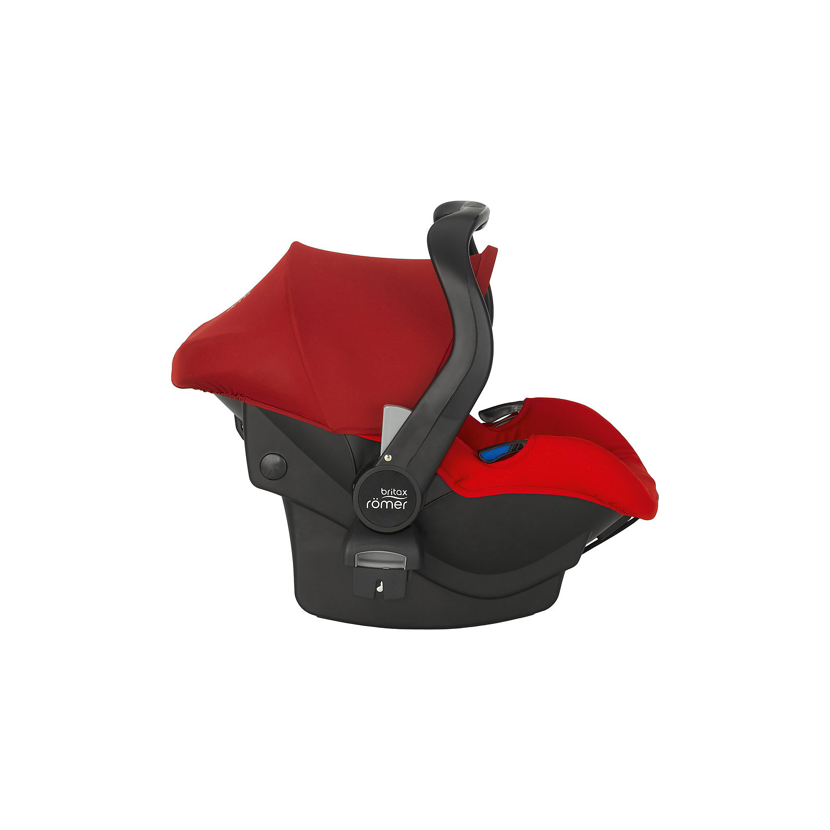 Автокресло PRIMO 0-13 кг., Britax Romer, Flame Red