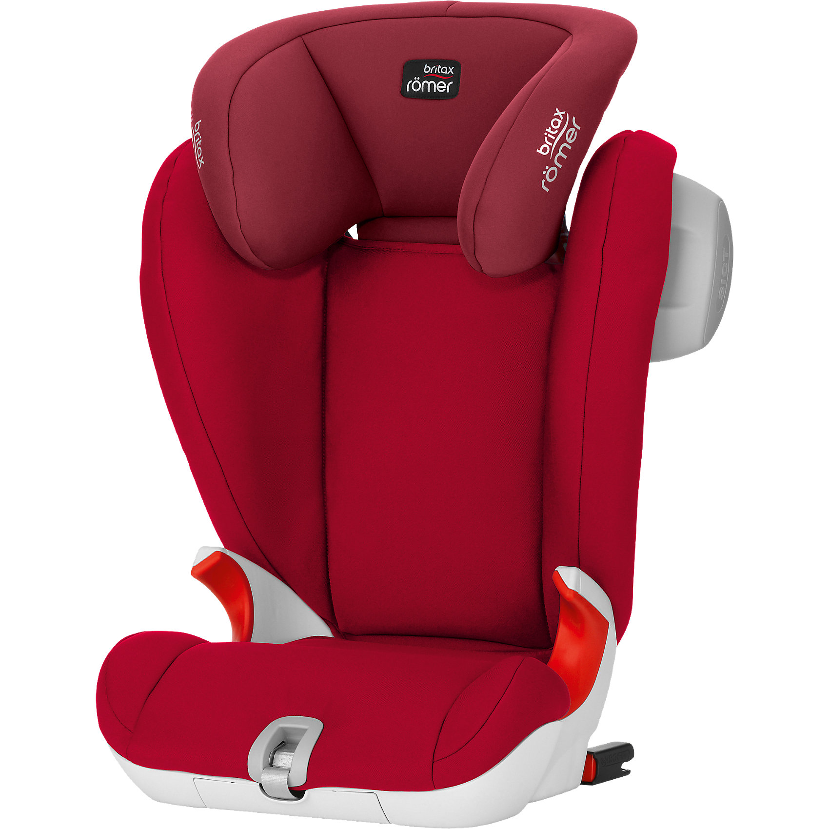 Britax Römer Автокресло KIDFIX SL SICT, 15-36 кг., Britax Roemer, Flame Red цены онлайн